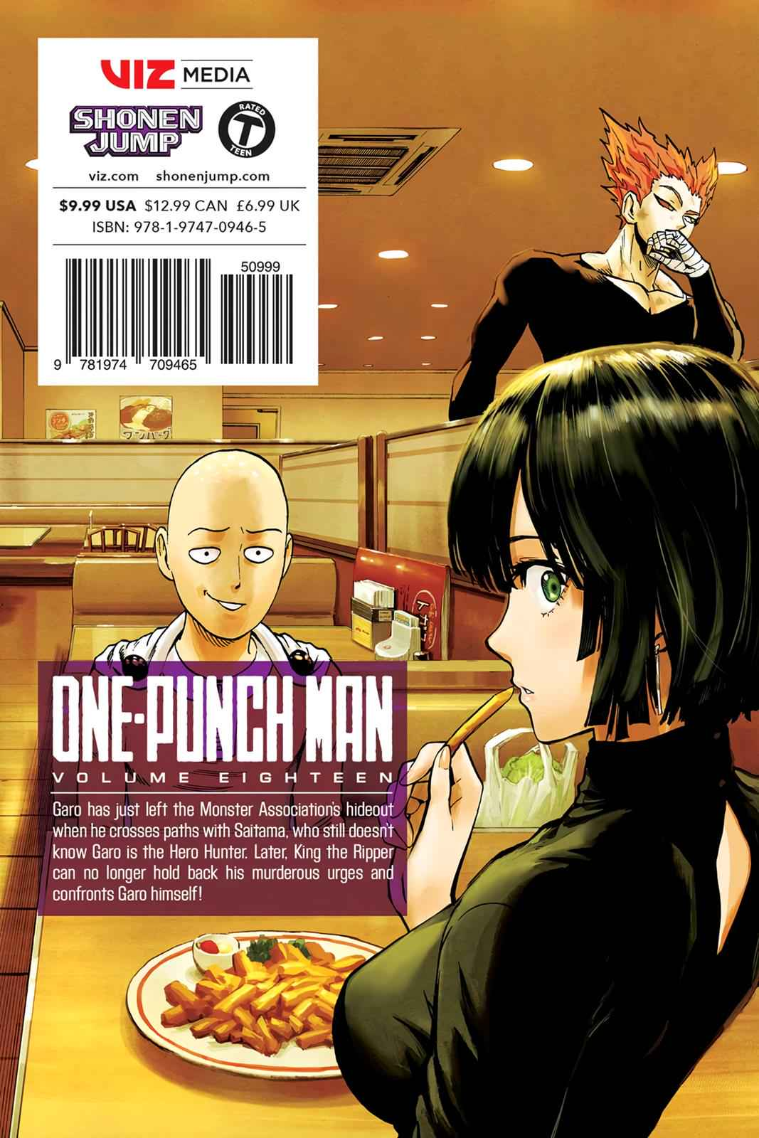 One-Punch Man Chapter 90 Page 81