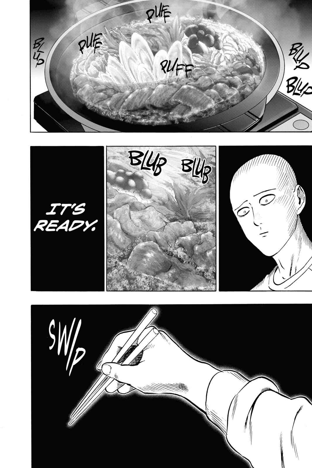 One-Punch Man Chapter 91 Page 19