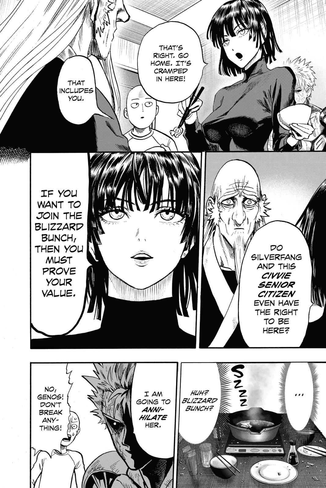 One-Punch Man Chapter 91 Page 25