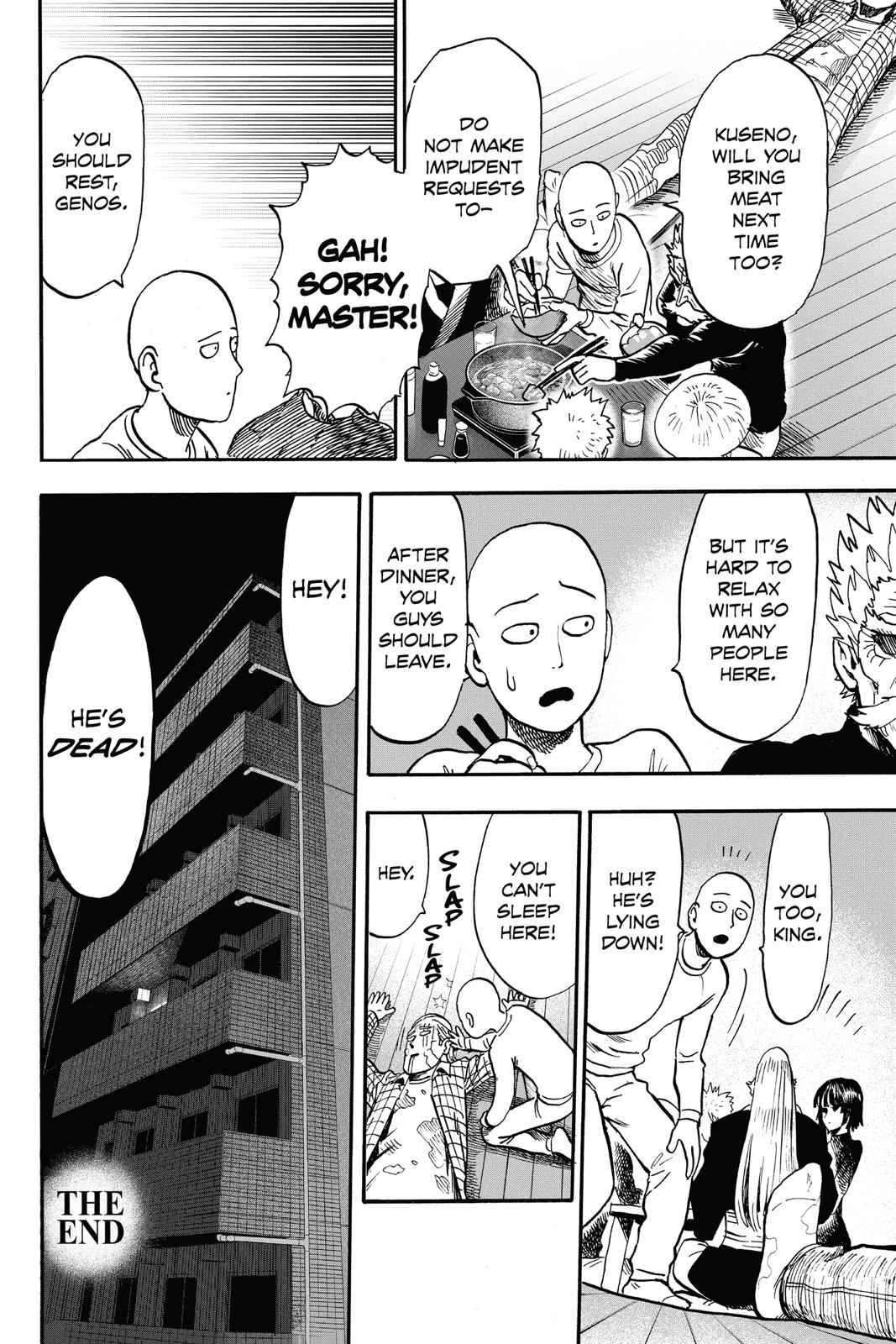 One-Punch Man Chapter 91 Page 29