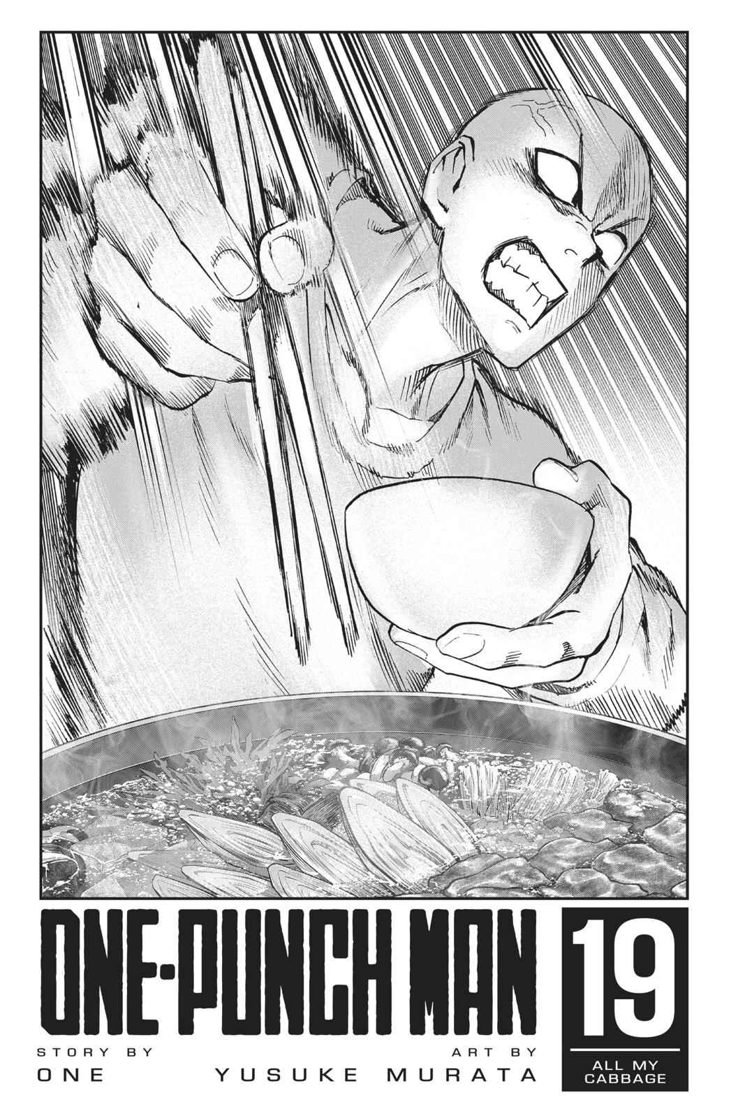 One-Punch Man Chapter 91 Page 4
