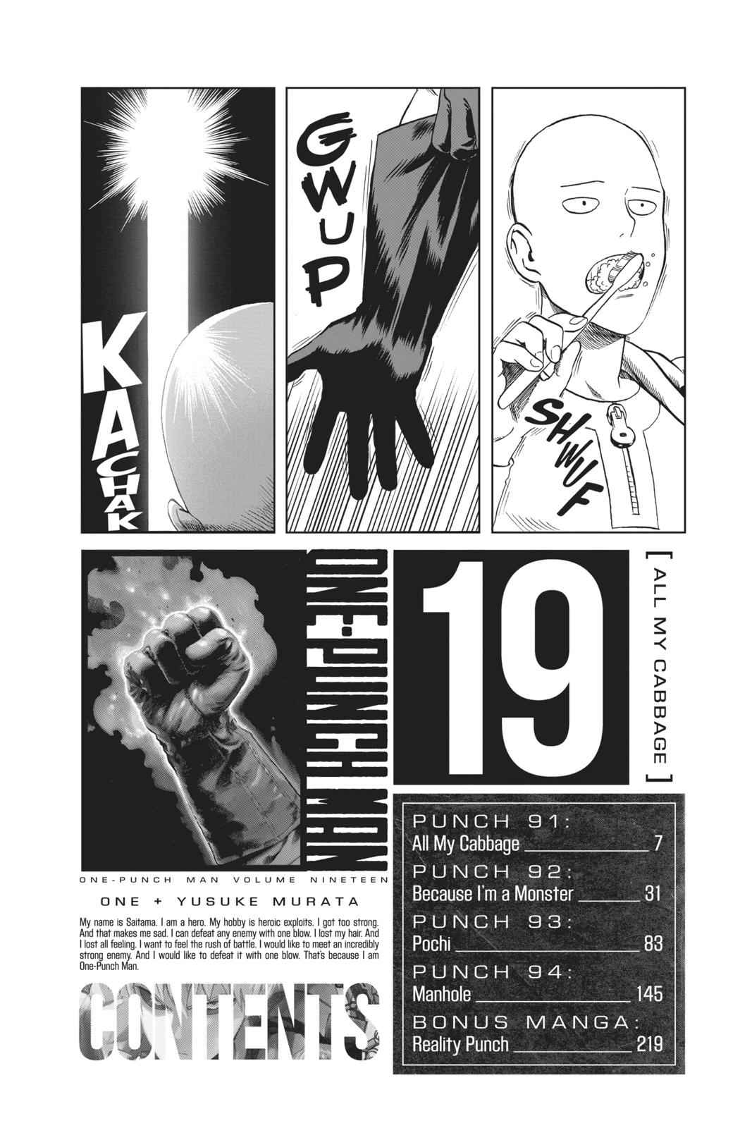 One-Punch Man Chapter 91 Page 6