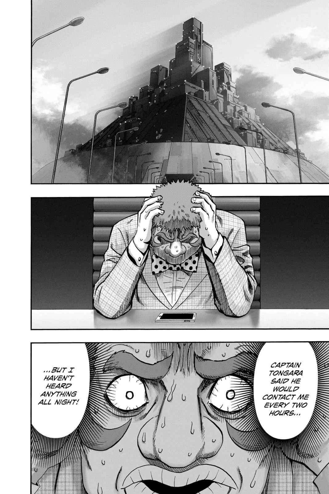 One-Punch Man Chapter 92 Page 12