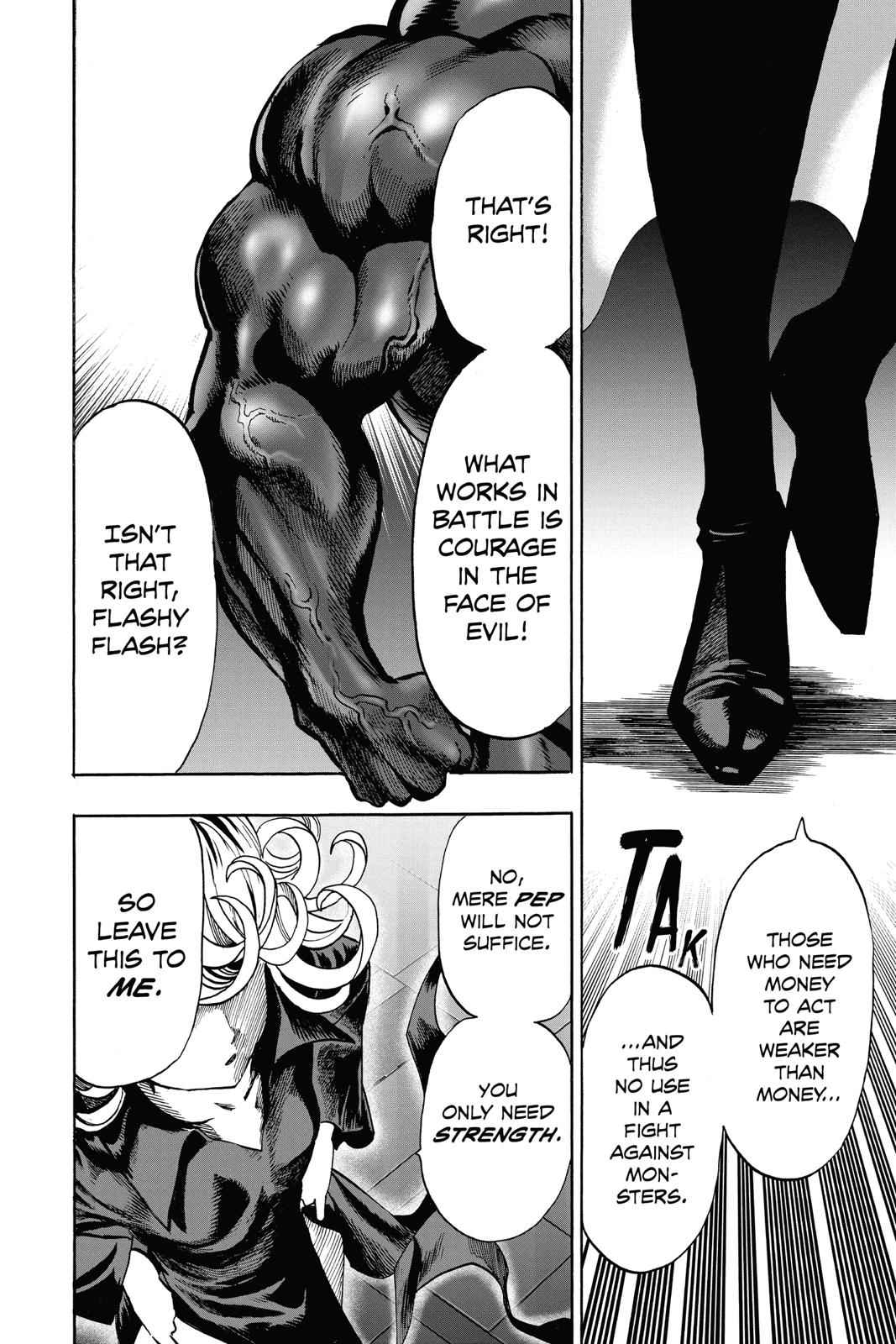 One-Punch Man Chapter 92 Page 16
