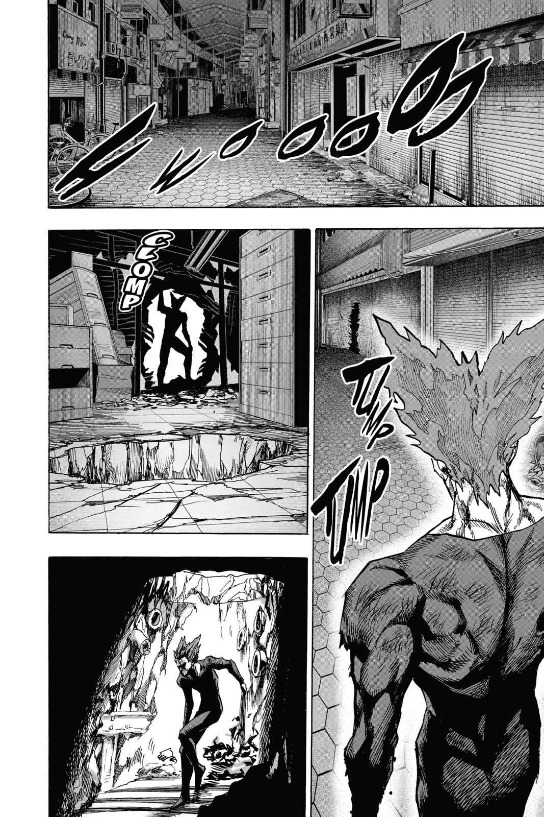 One-Punch Man Chapter 92 Page 2