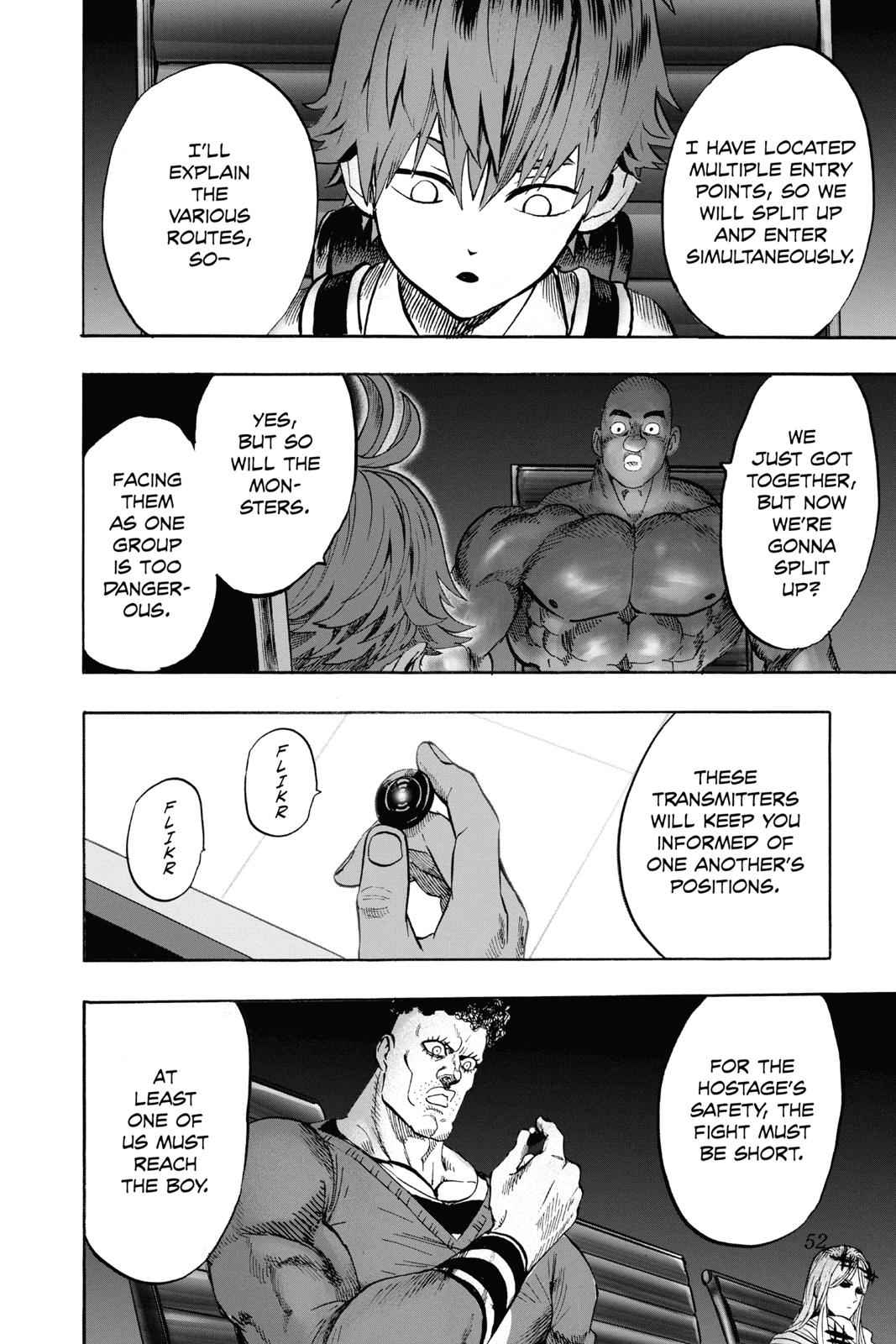 One-Punch Man Chapter 92 Page 21