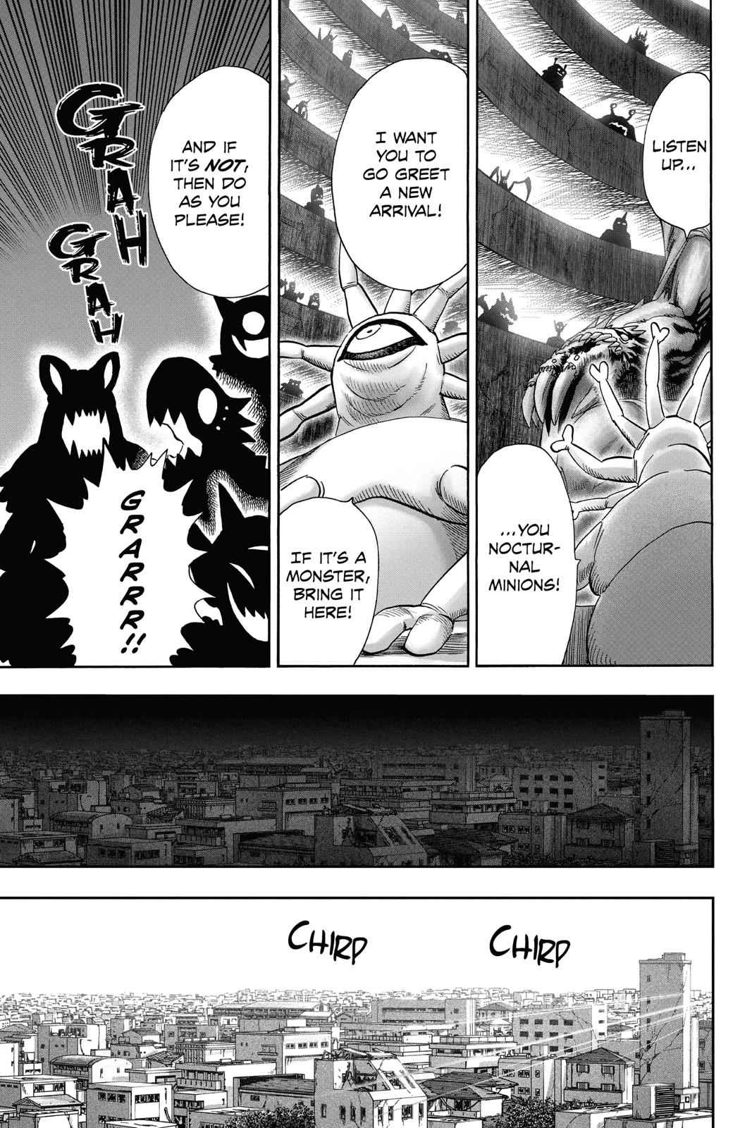 One-Punch Man Chapter 92 Page 5