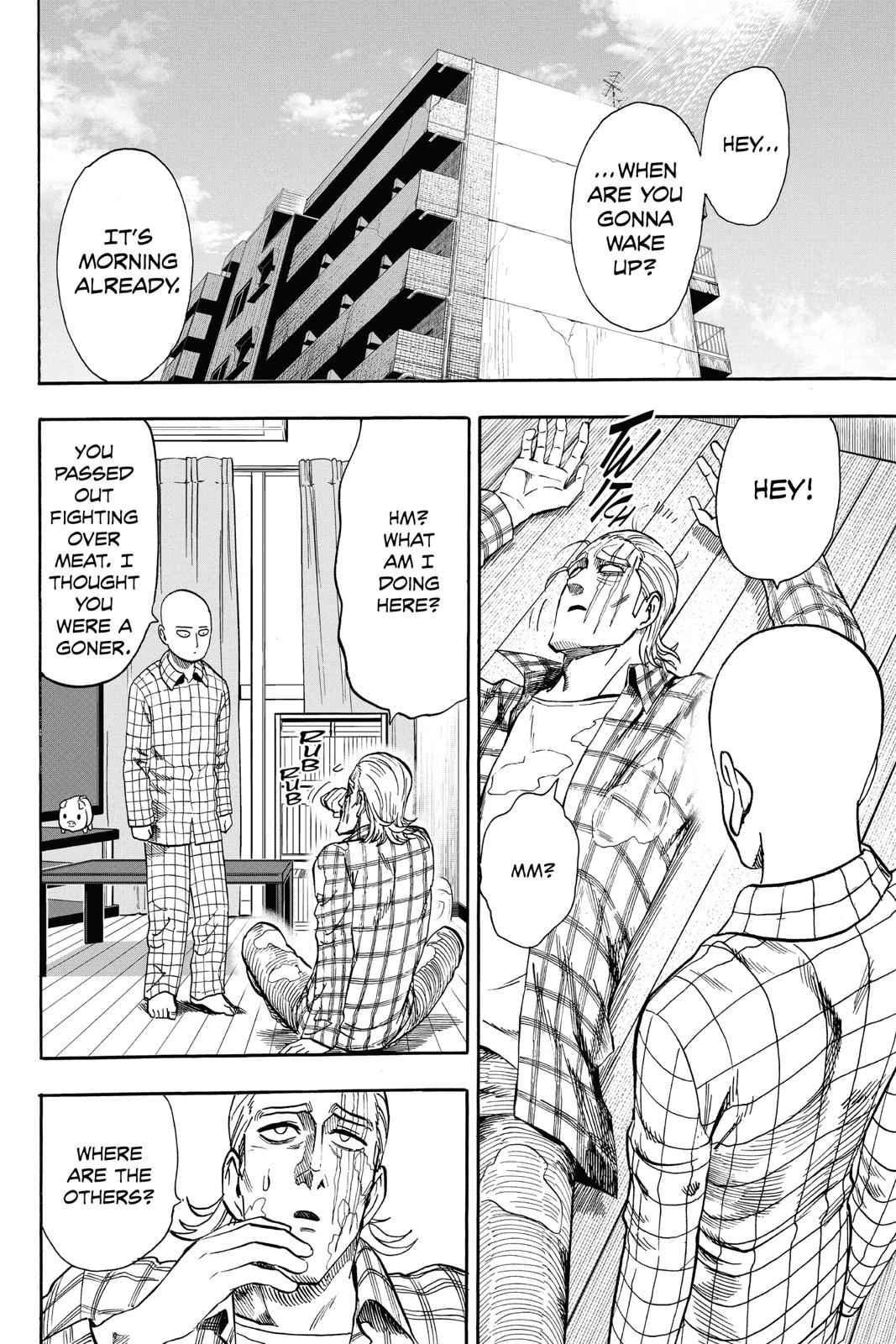 One-Punch Man Chapter 92 Page 6