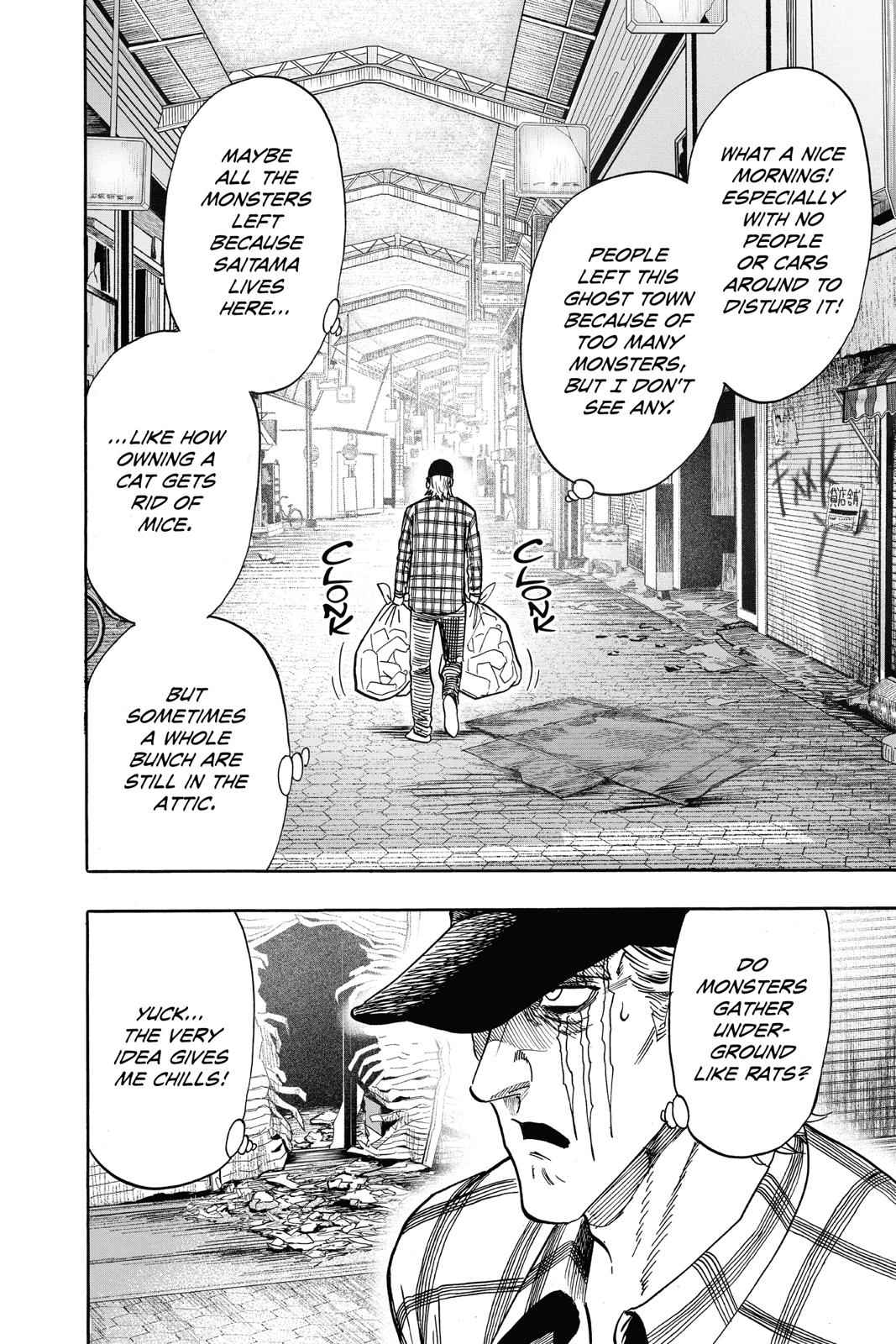 One-Punch Man Chapter 92 Page 8