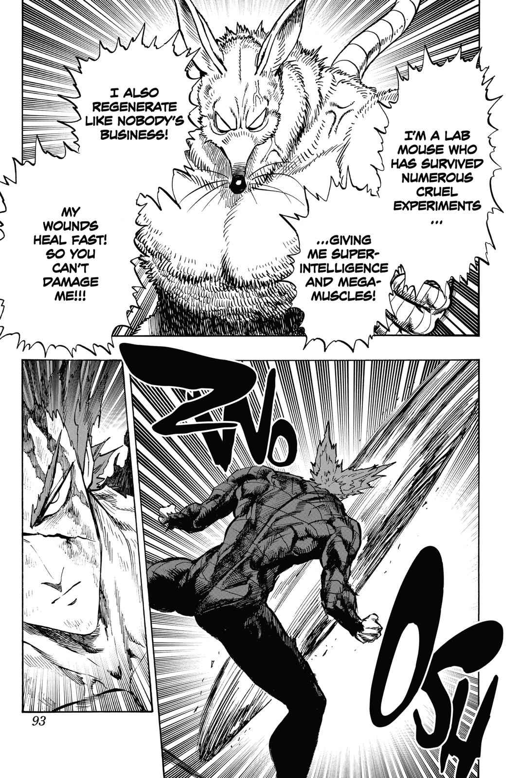 One-Punch Man Chapter 93 Page 11