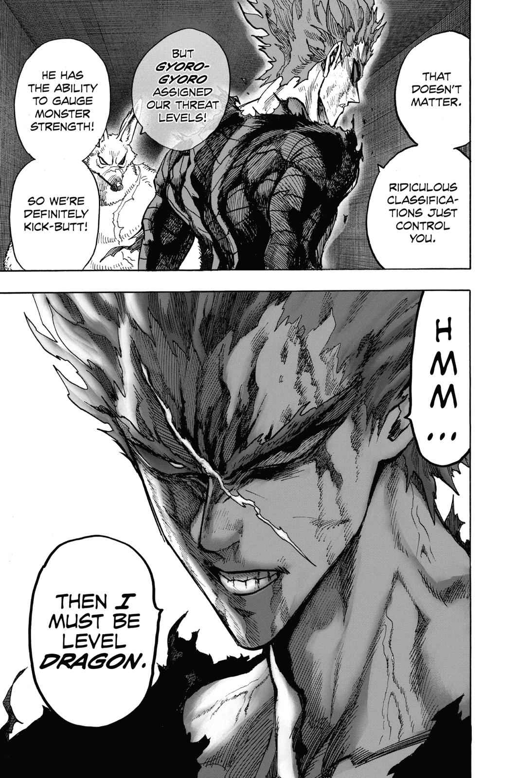 One-Punch Man Chapter 93 Page 19