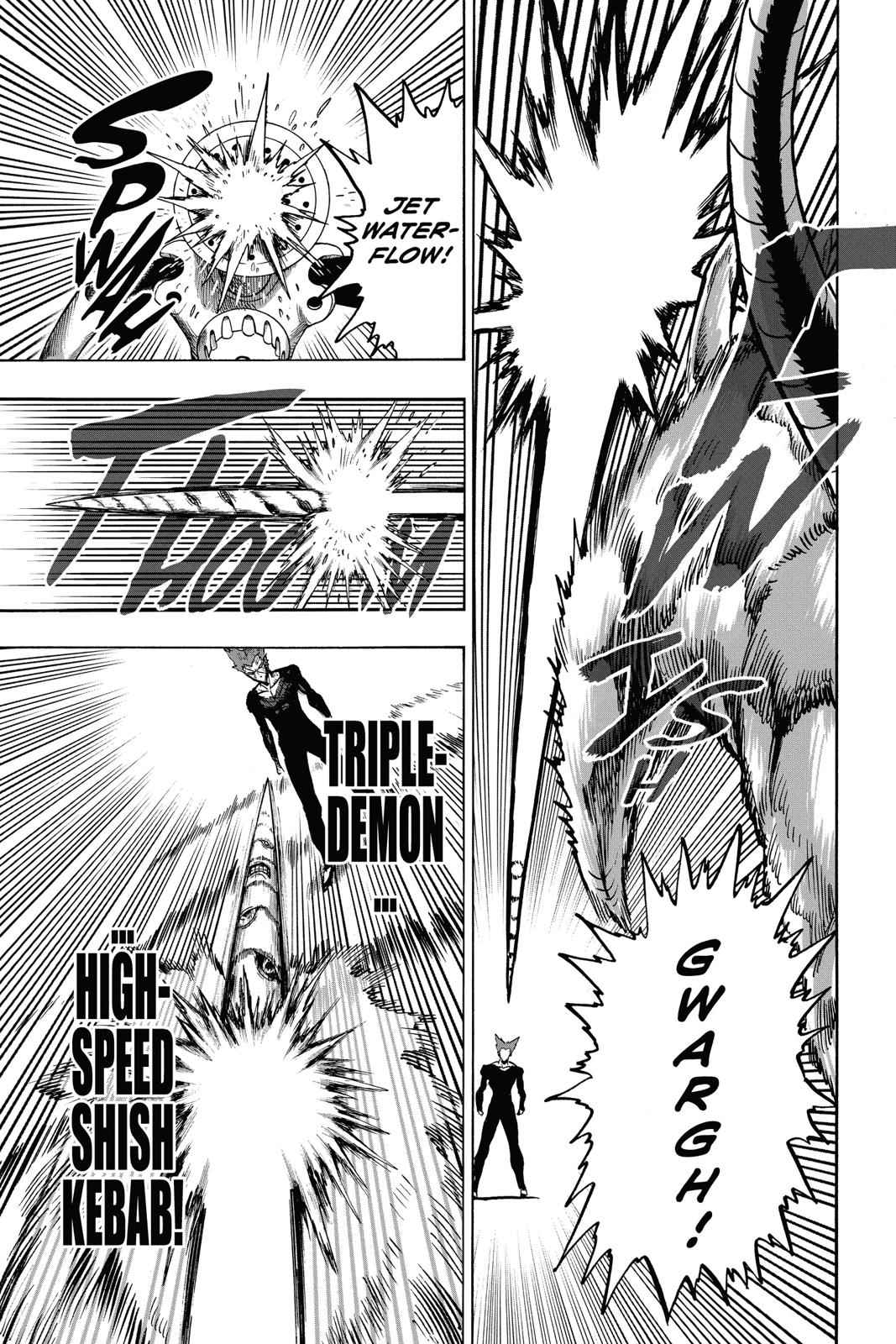 One-Punch Man Chapter 93 Page 21