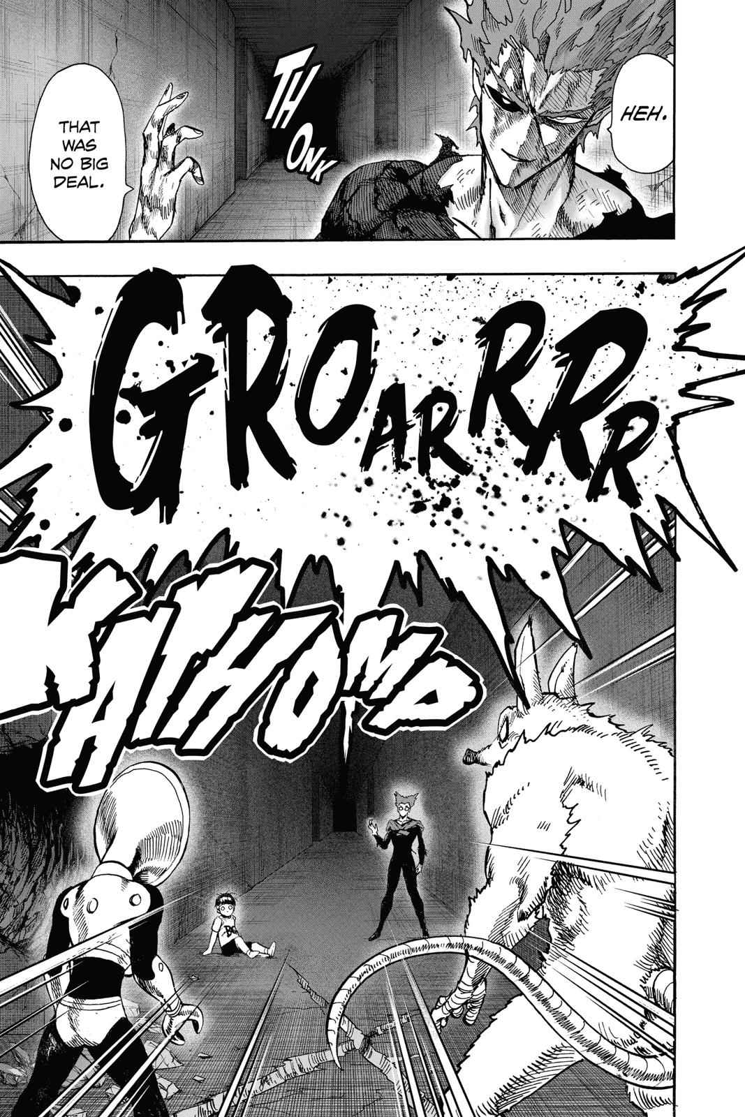 One-Punch Man Chapter 93 Page 23