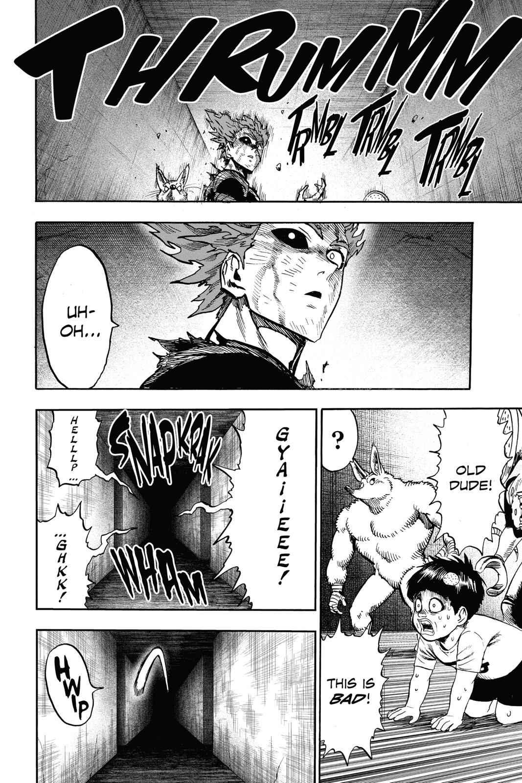 One-Punch Man Chapter 93 Page 24