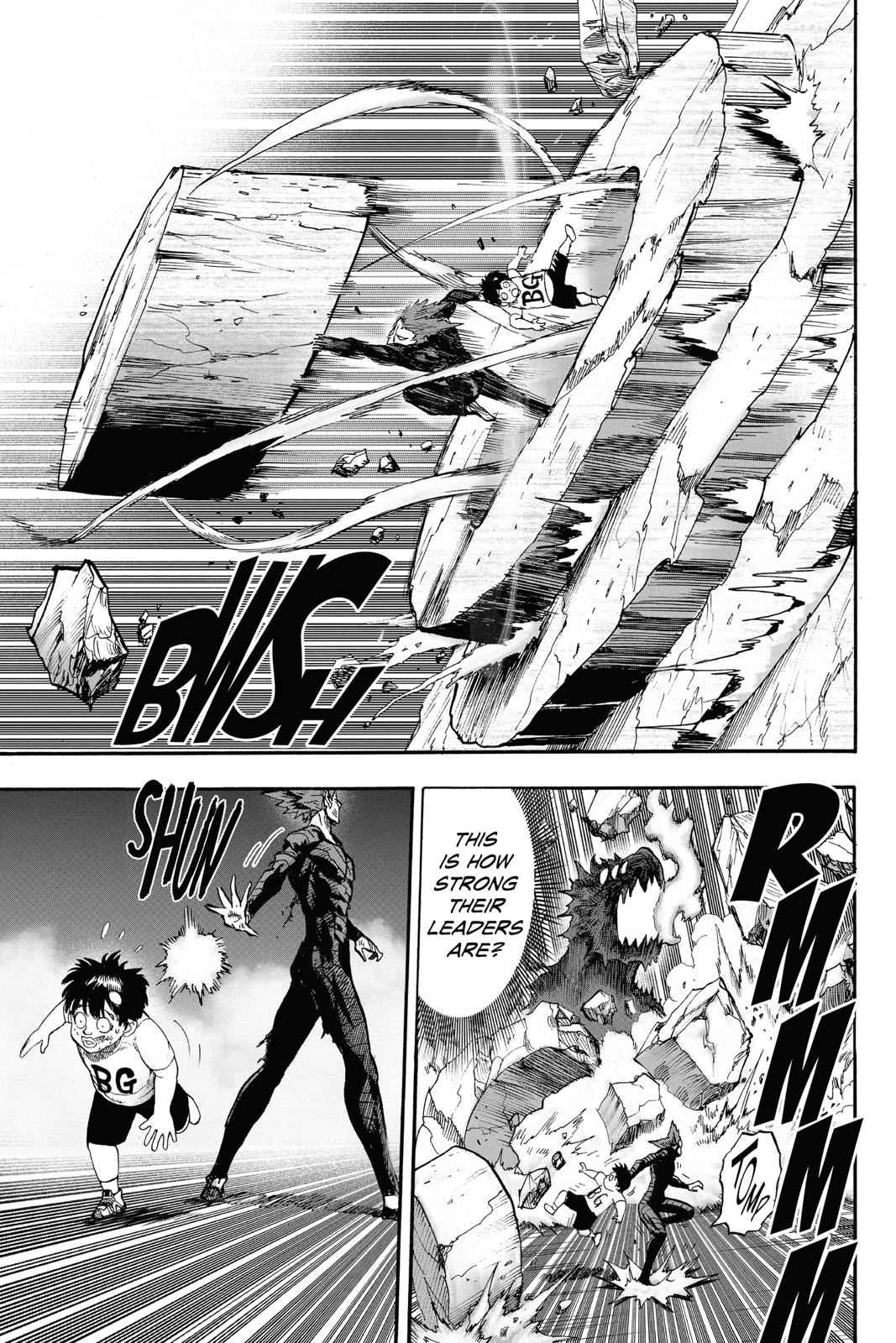 One-Punch Man Chapter 93 Page 32