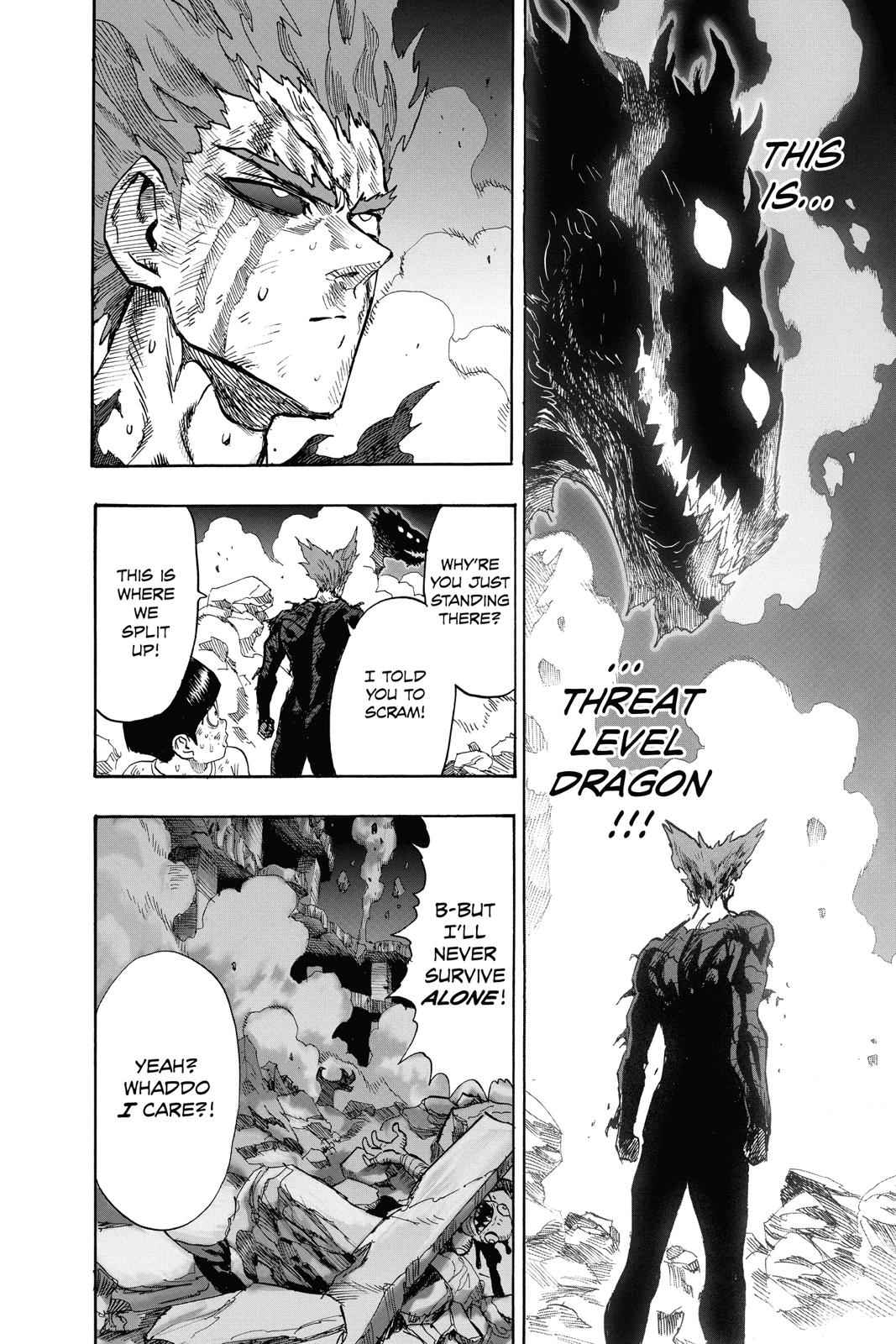 One-Punch Man Chapter 93 Page 33