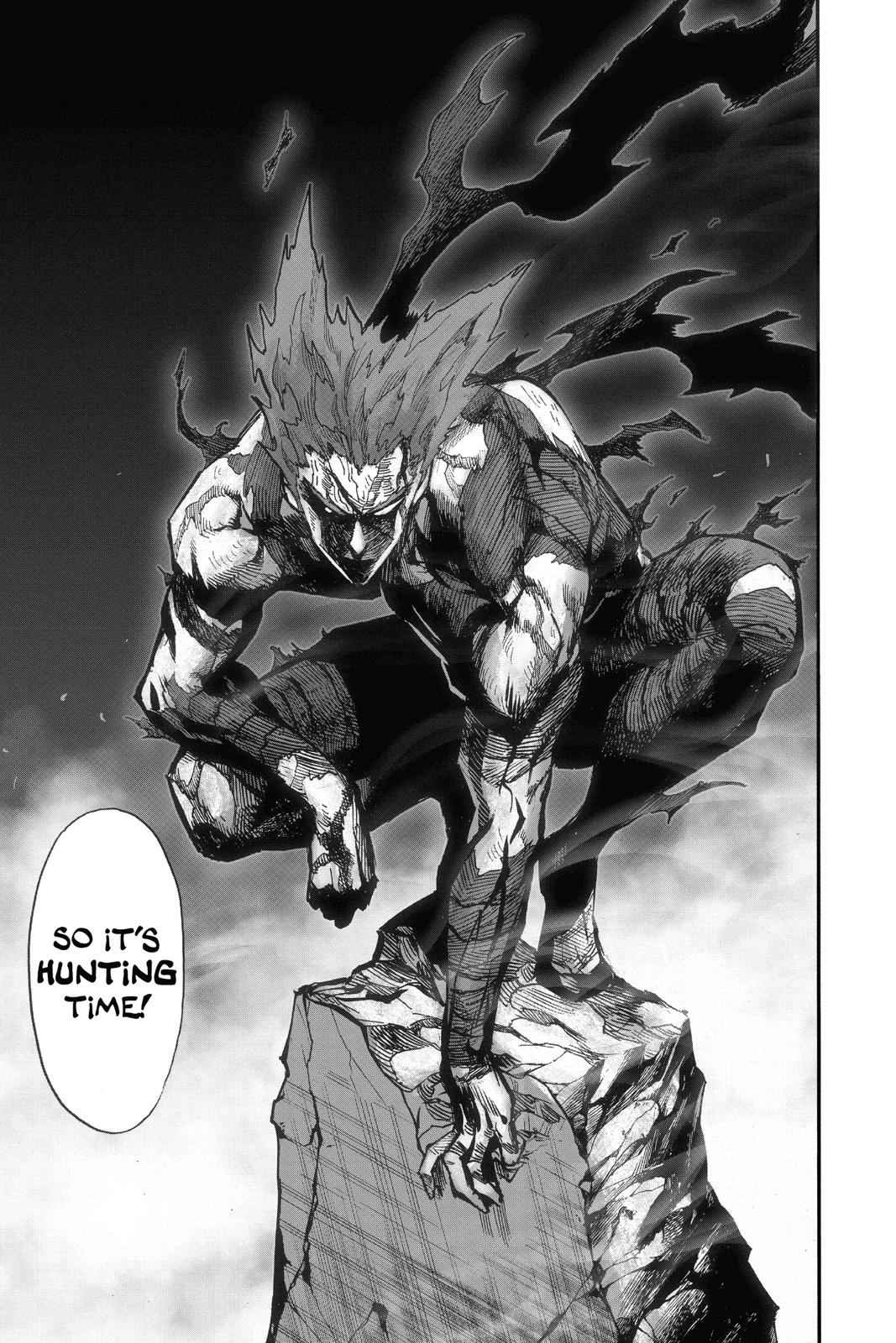 One-Punch Man Chapter 94 Page 19
