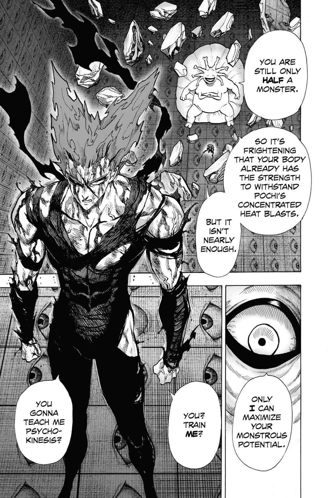 One-Punch Man Chapter 94 Page 3
