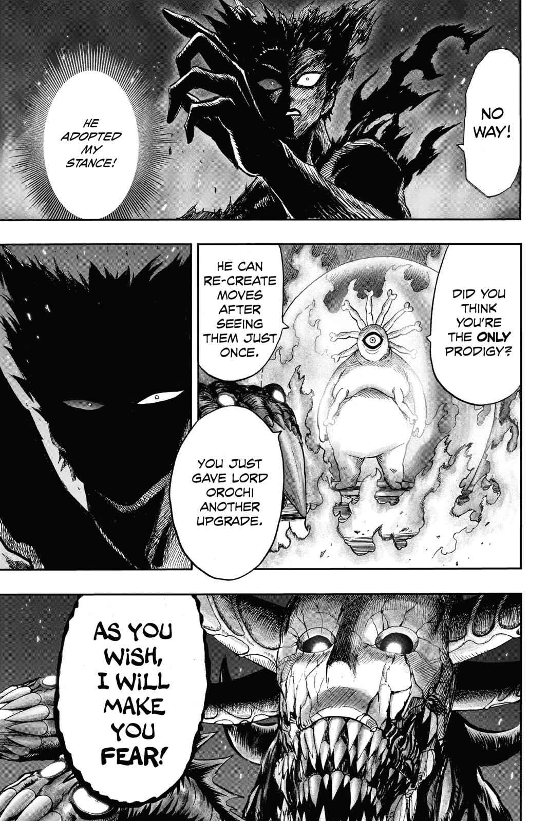 One-Punch Man Chapter 94 Page 62