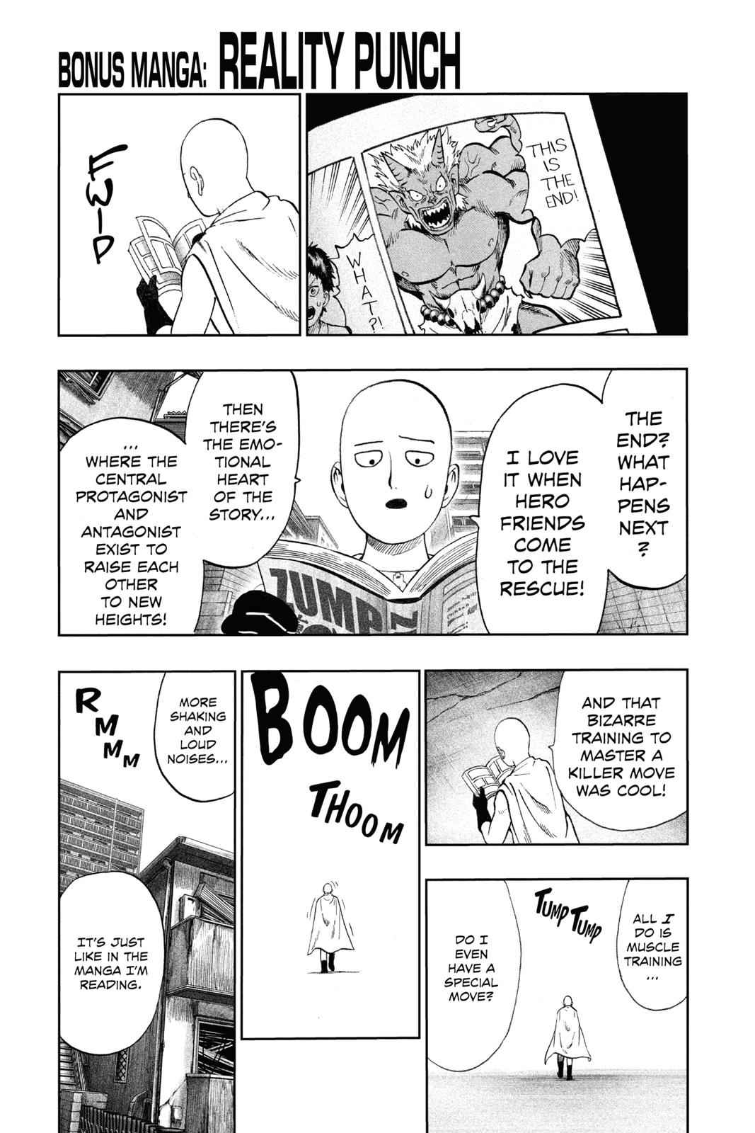 One-Punch Man Chapter 94 Page 69