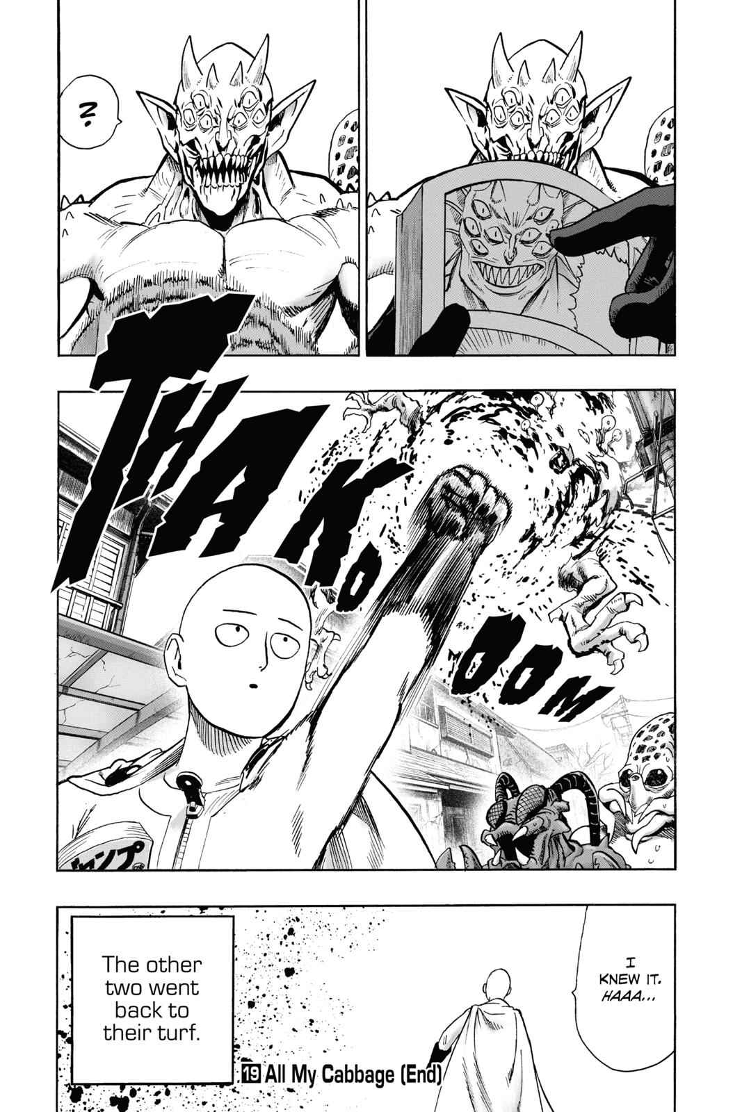 One-Punch Man Chapter 94 Page 73