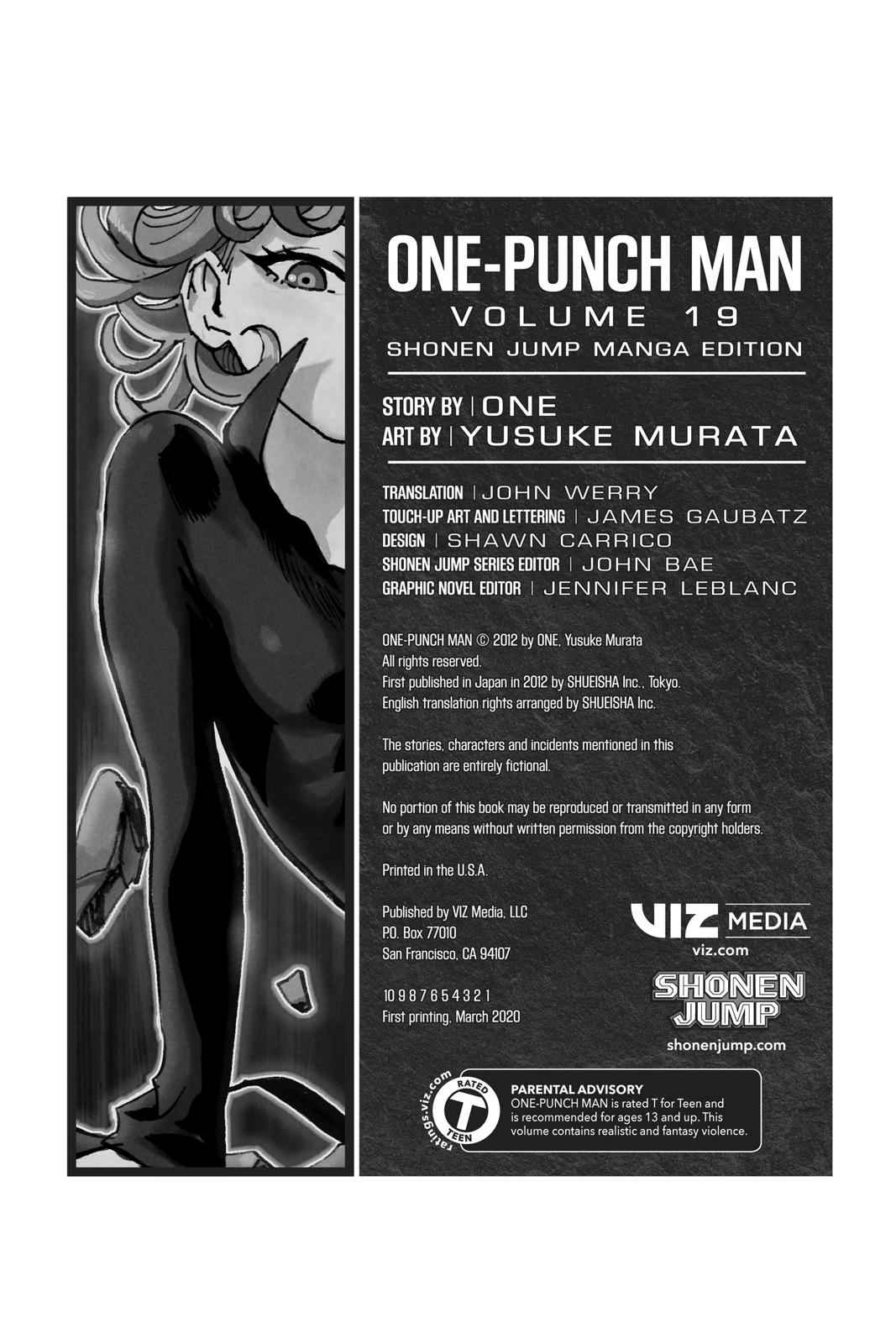 One-Punch Man Chapter 94 Page 75