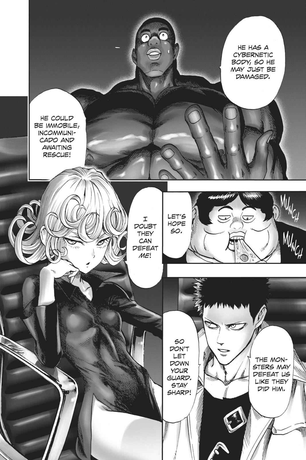 One-Punch Man Chapter 95 Page 12