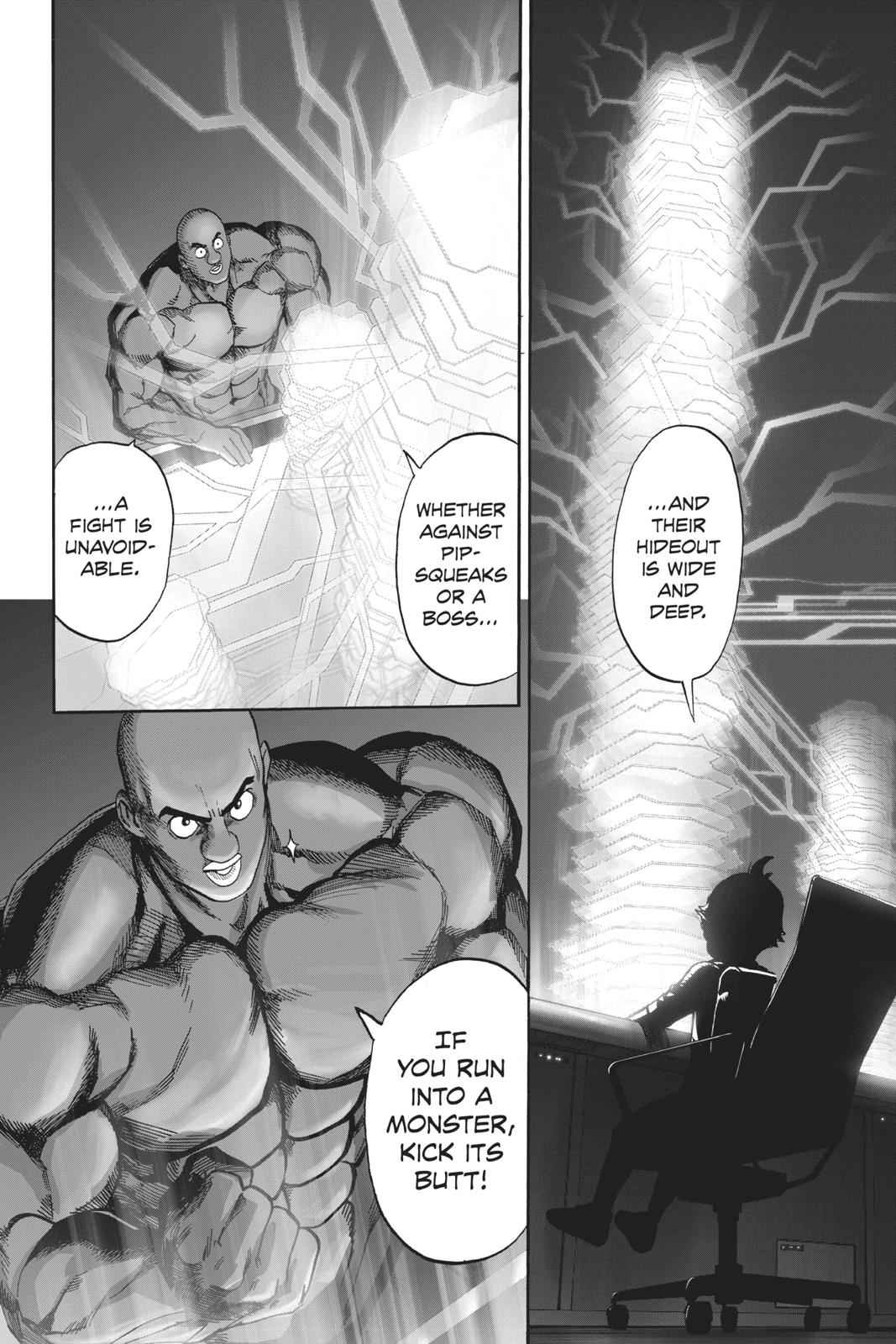 One-Punch Man Chapter 95 Page 18