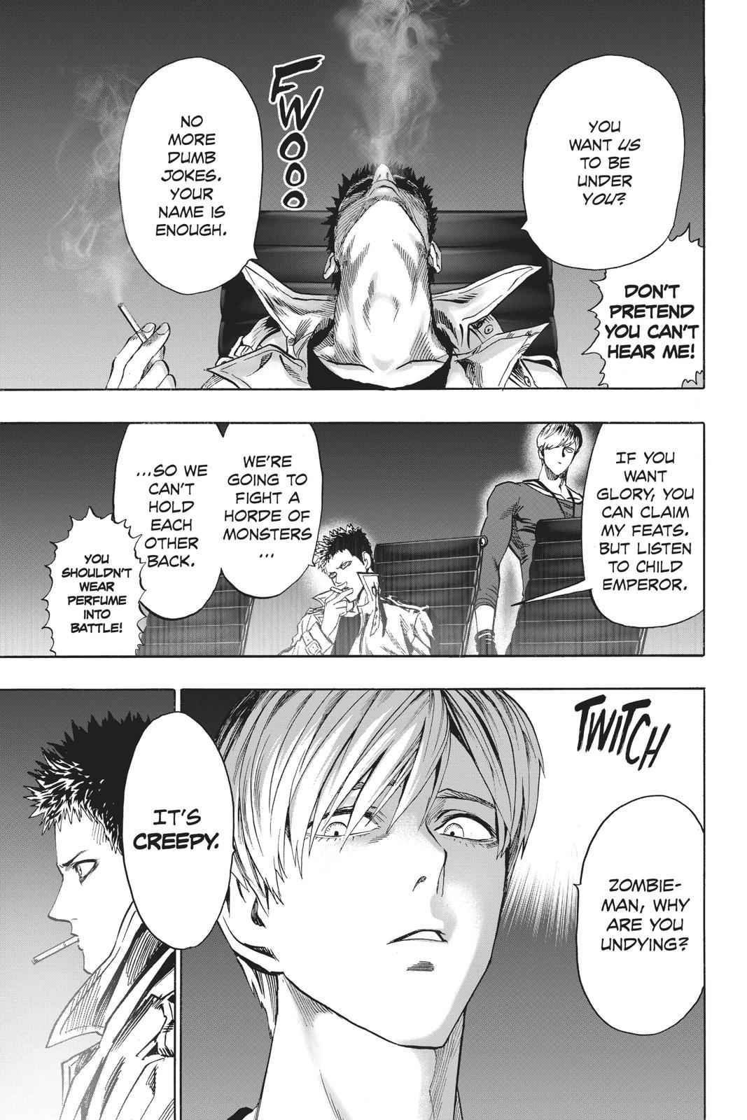 One-Punch Man Chapter 95 Page 25