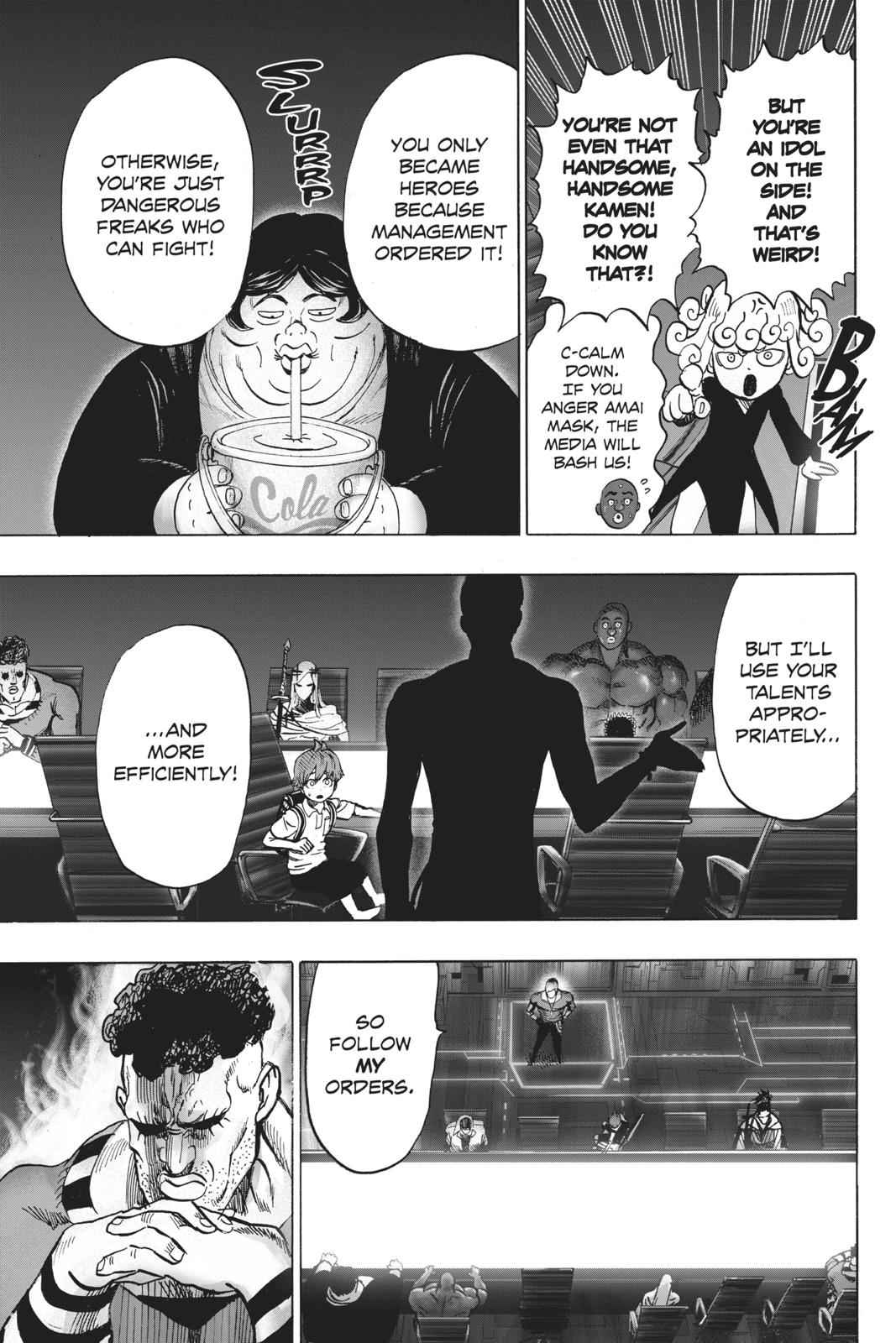 One-Punch Man Chapter 95 Page 28