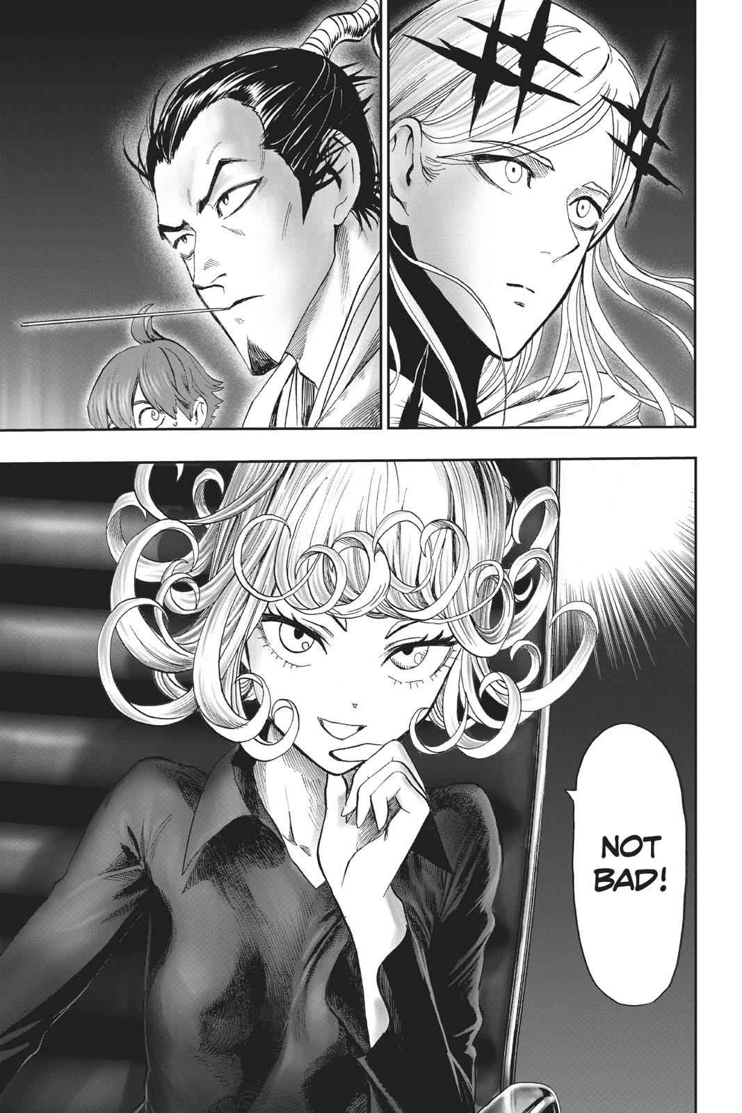 One-Punch Man Chapter 95 Page 35