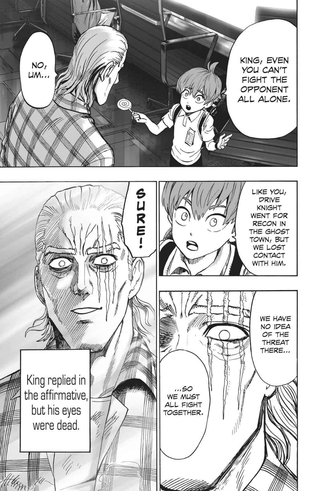 One-Punch Man Chapter 95 Page 37