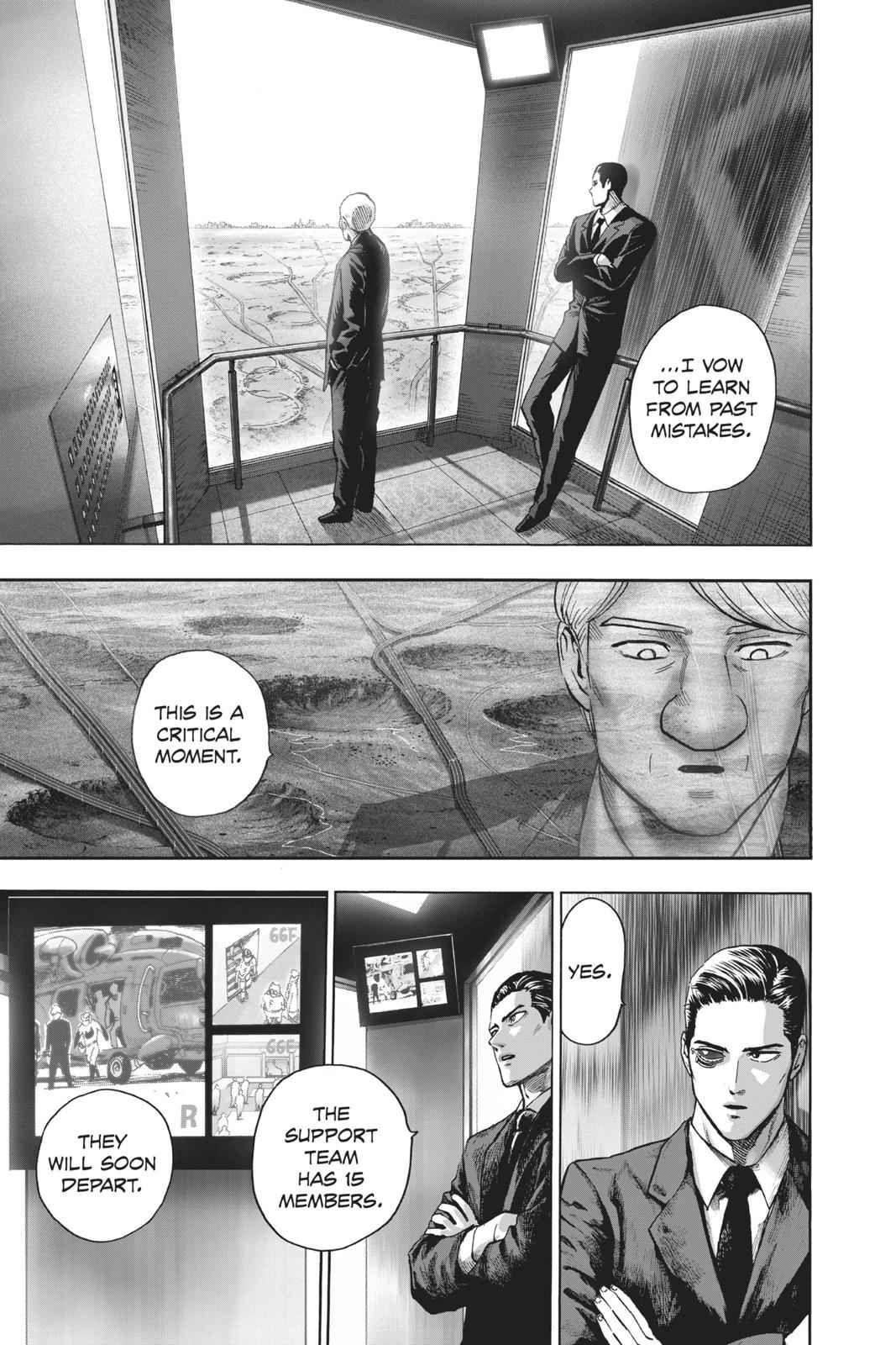 One-Punch Man Chapter 95 Page 39