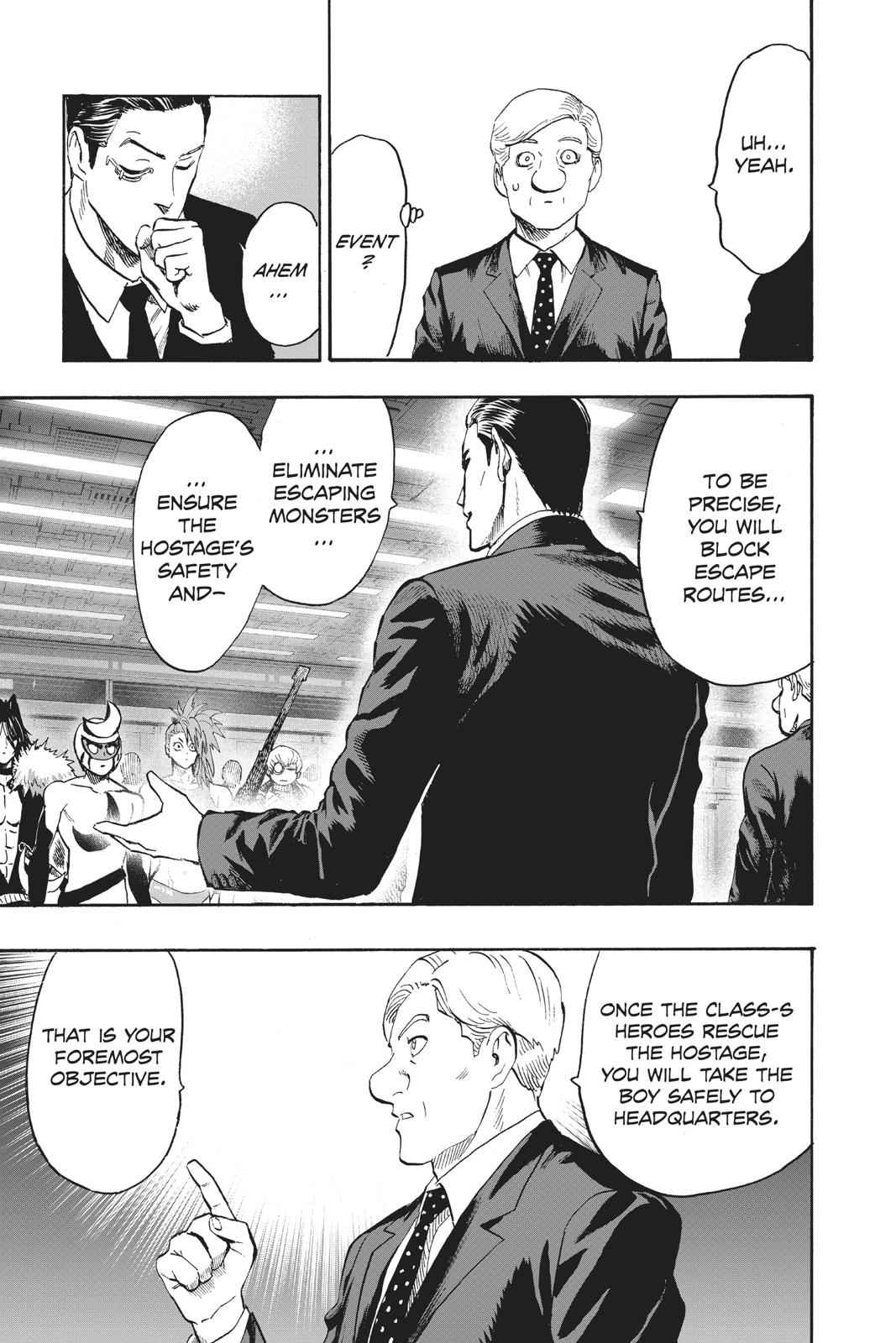 One-Punch Man Chapter 95 Page 43