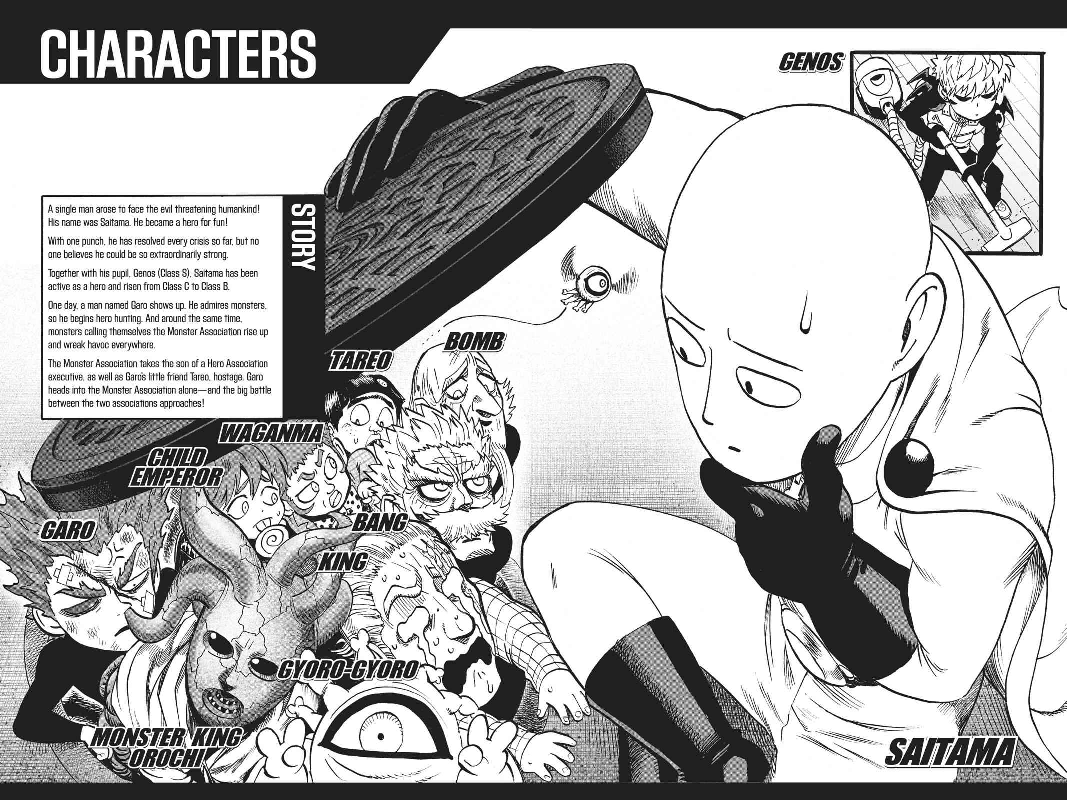 One-Punch Man Chapter 95 Page 5