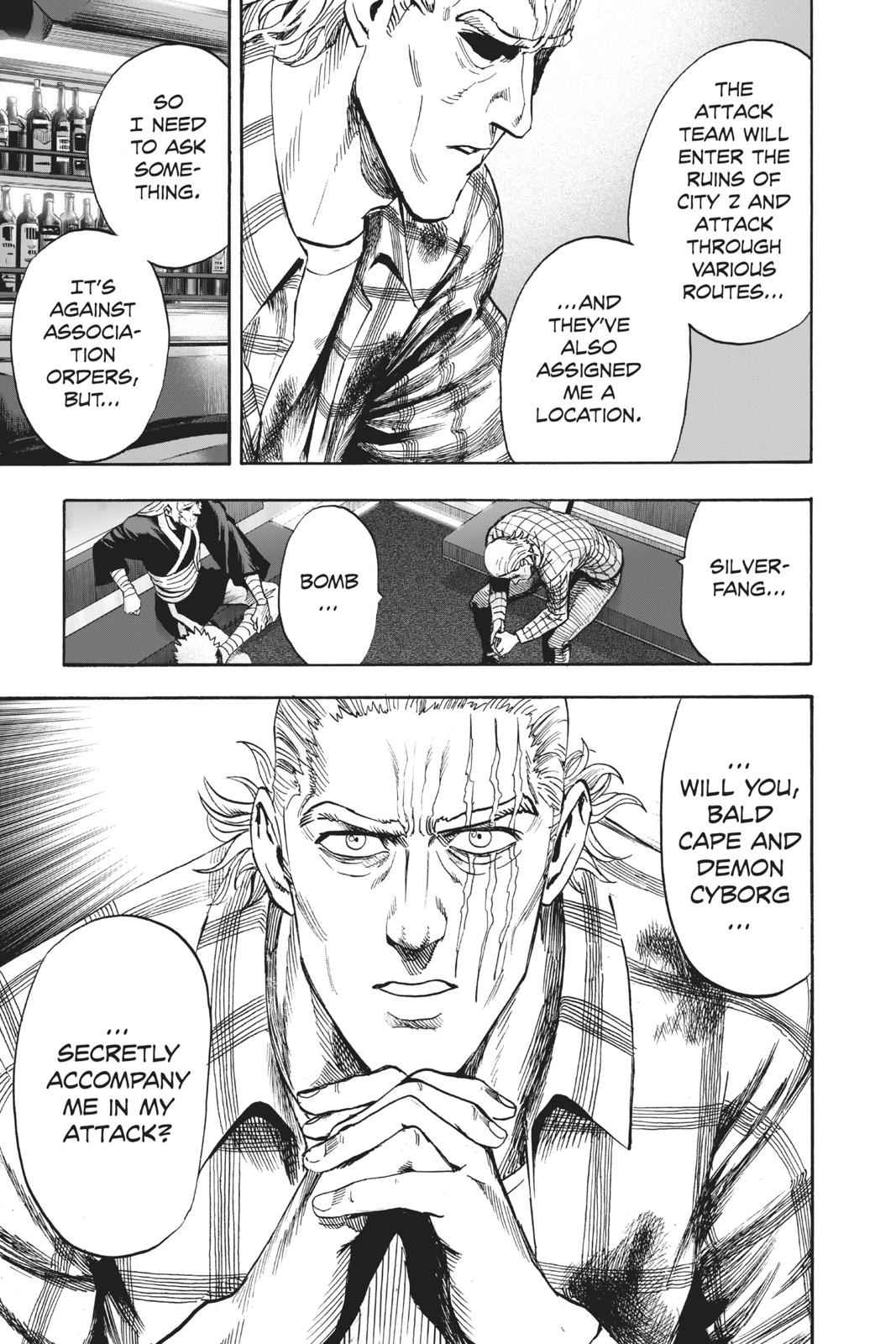One-Punch Man Chapter 95 Page 55