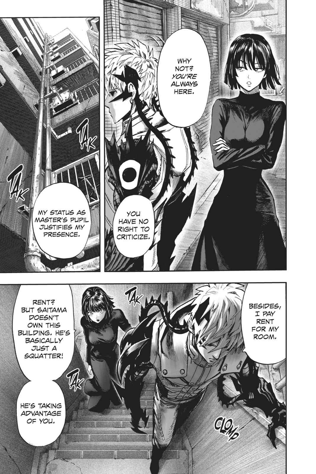 One-Punch Man Chapter 95 Page 66