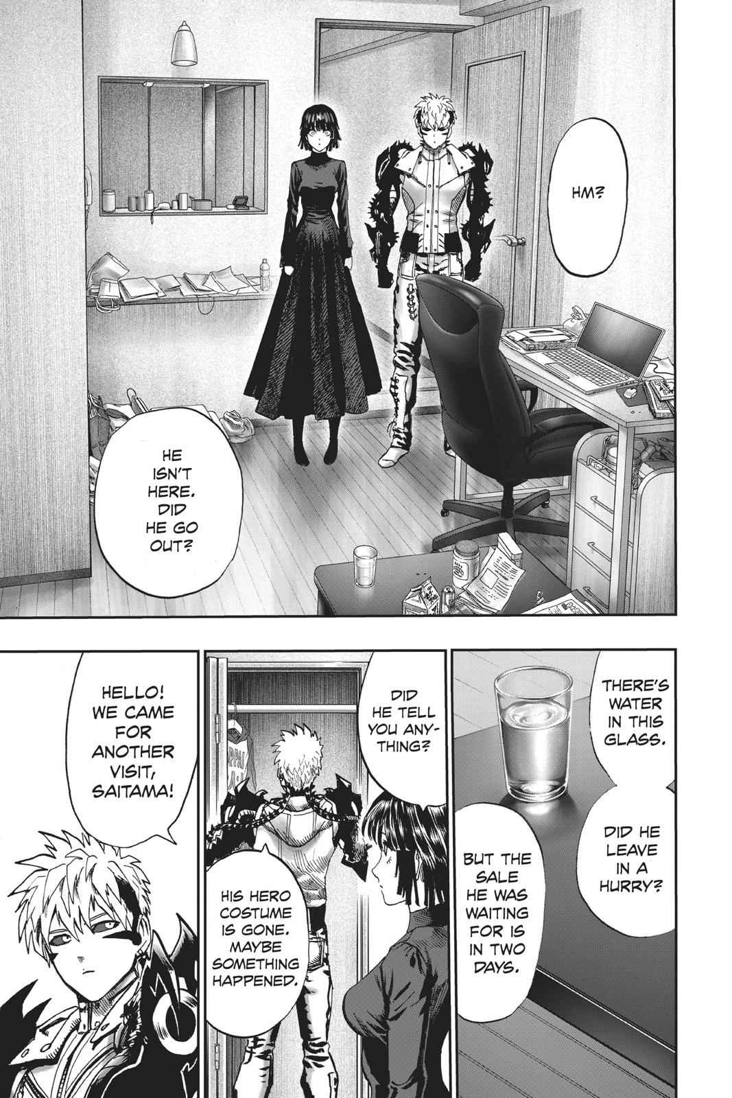 One-Punch Man Chapter 95 Page 68