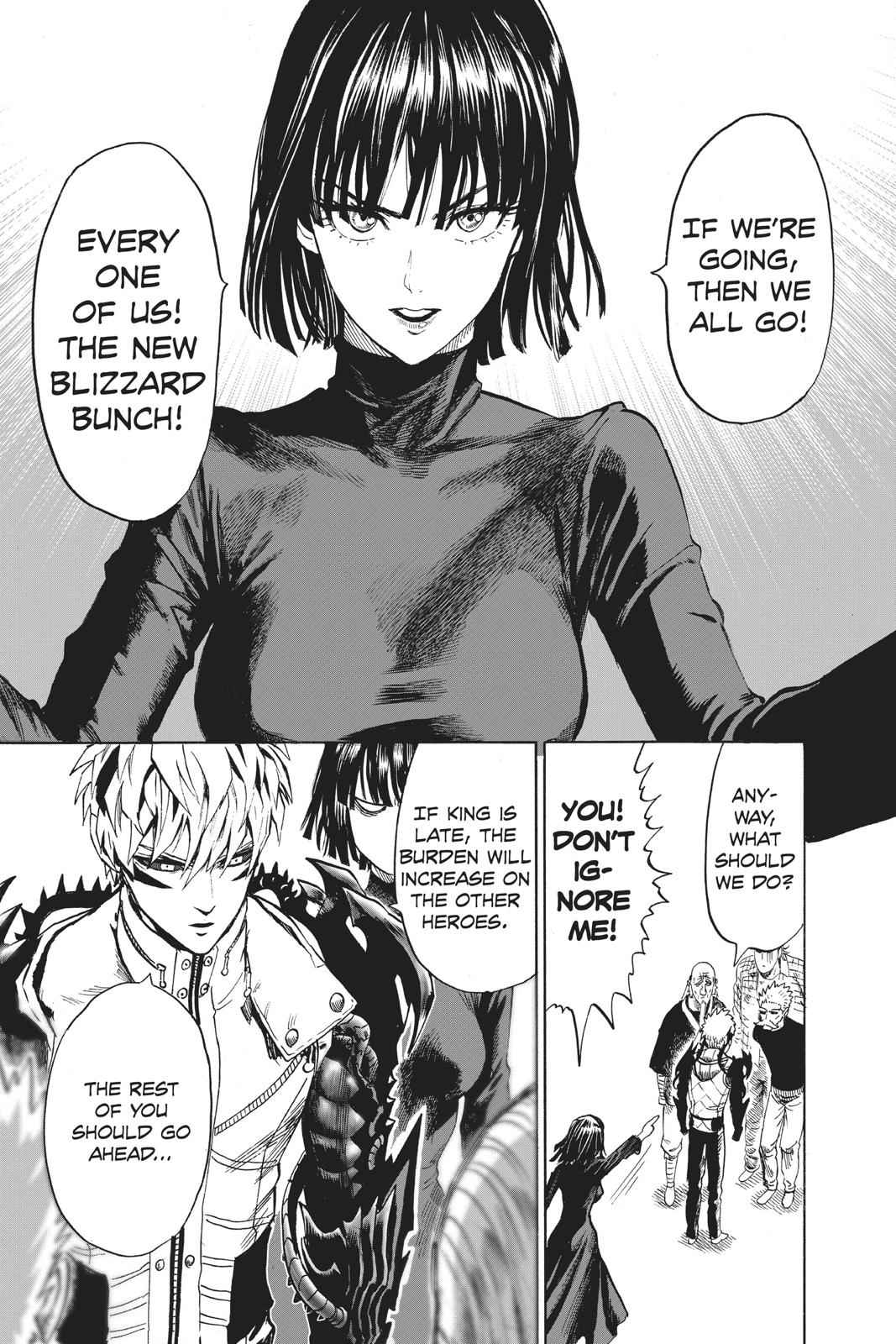 One-Punch Man Chapter 95 Page 73