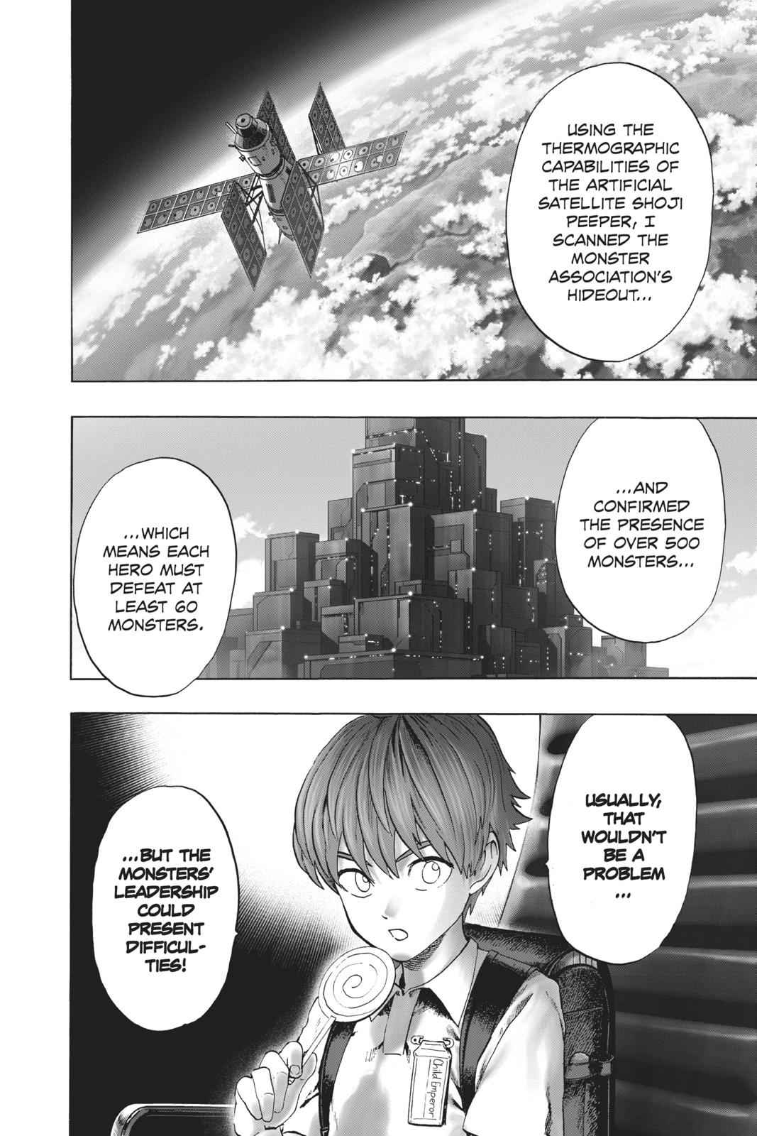 One-Punch Man Chapter 95 Page 8