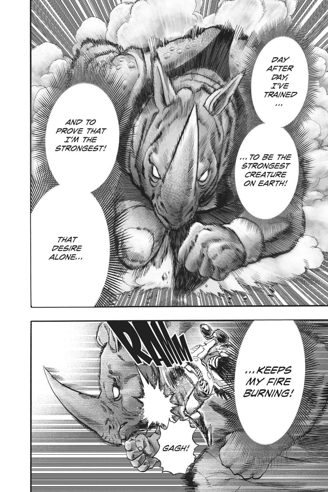 One-Punch Man Chapter 96 Page 103