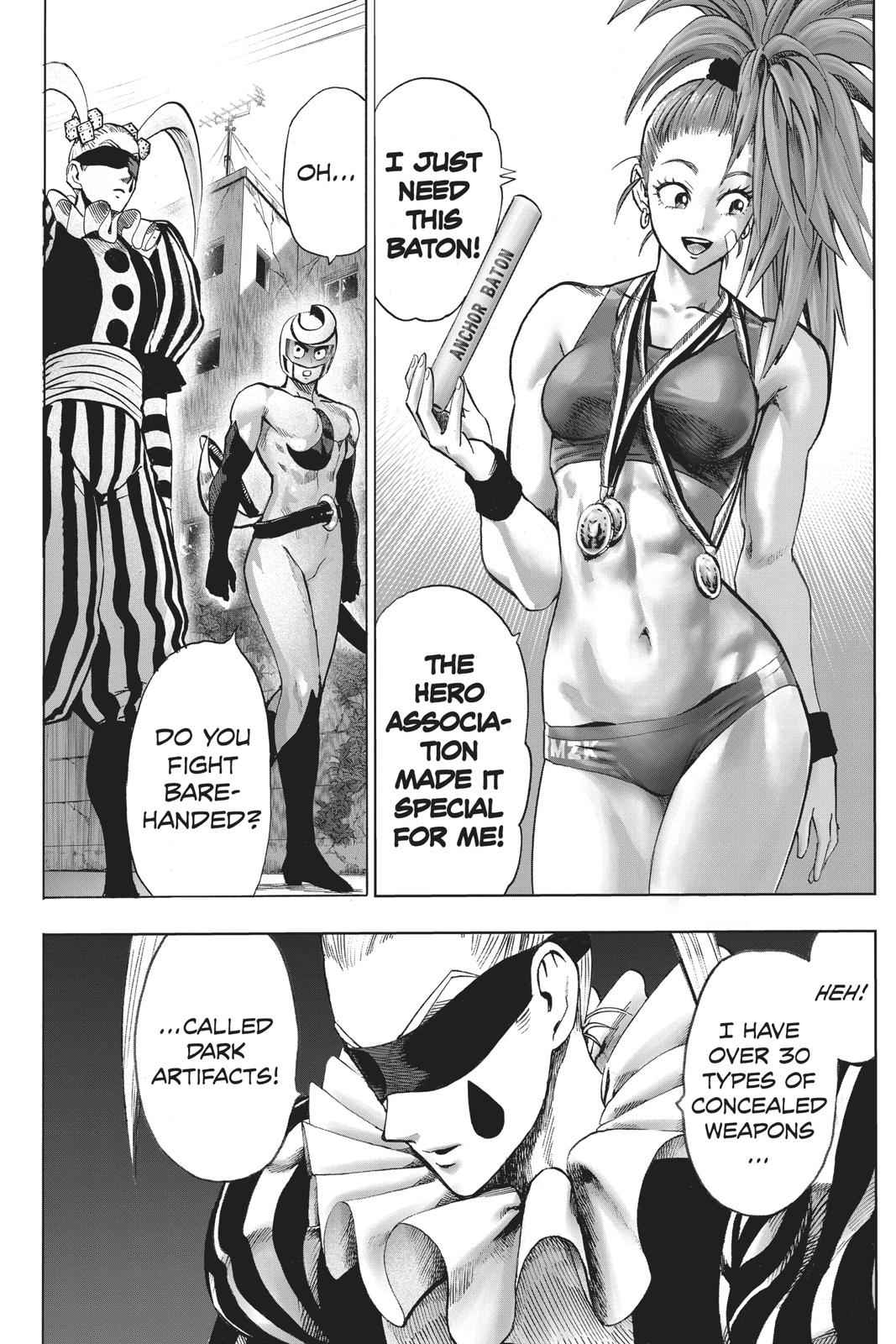 One-Punch Man Chapter 96 Page 113