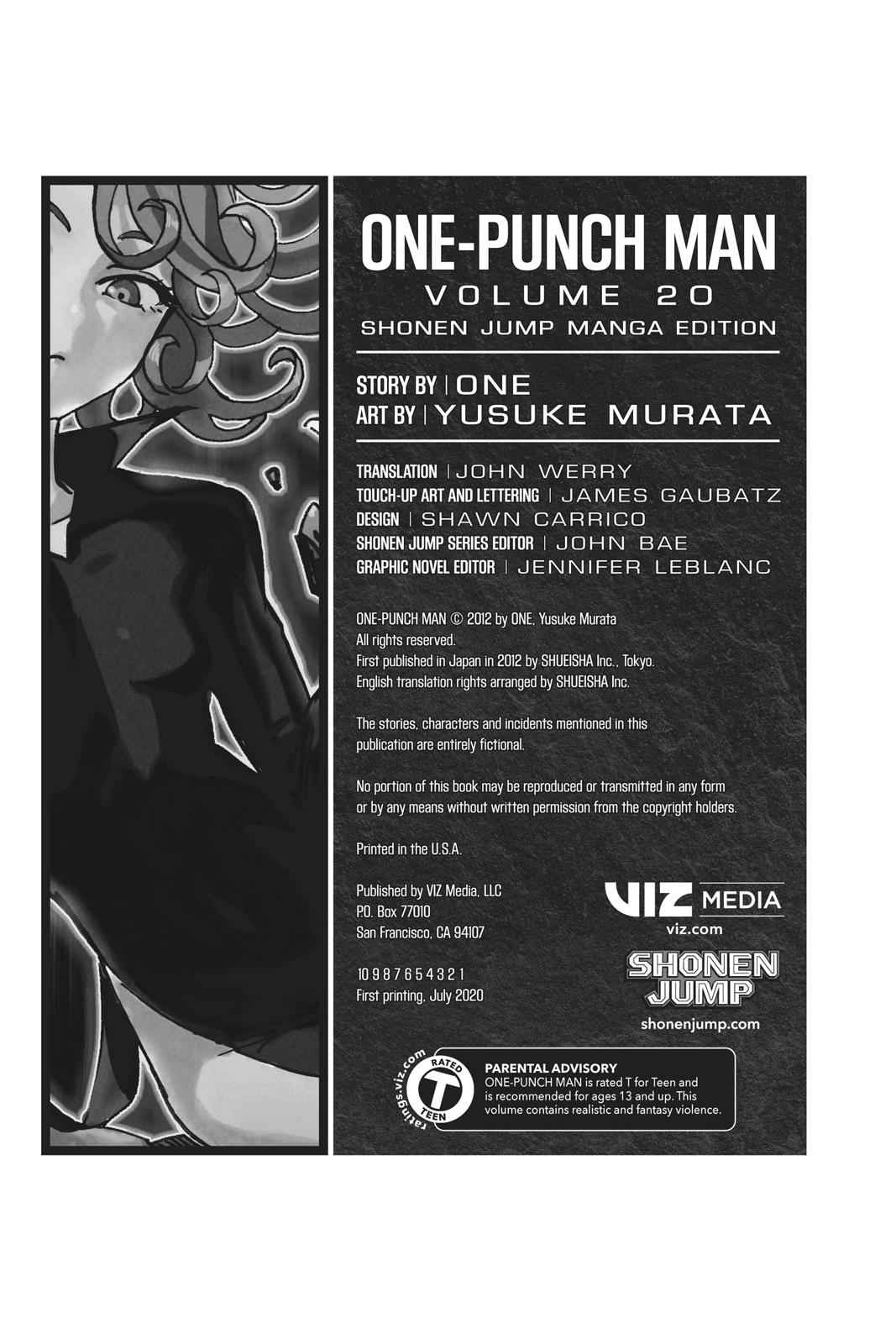 One-Punch Man Chapter 96 Page 120