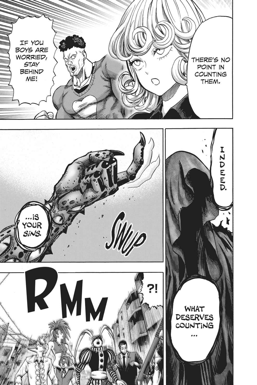 One-Punch Man Chapter 96 Page 16