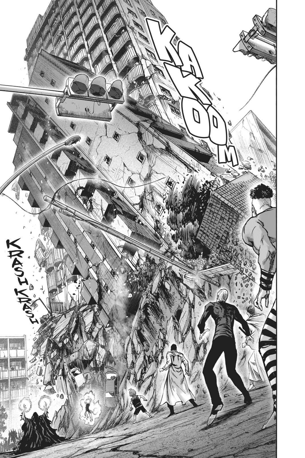 One-Punch Man Chapter 96 Page 18