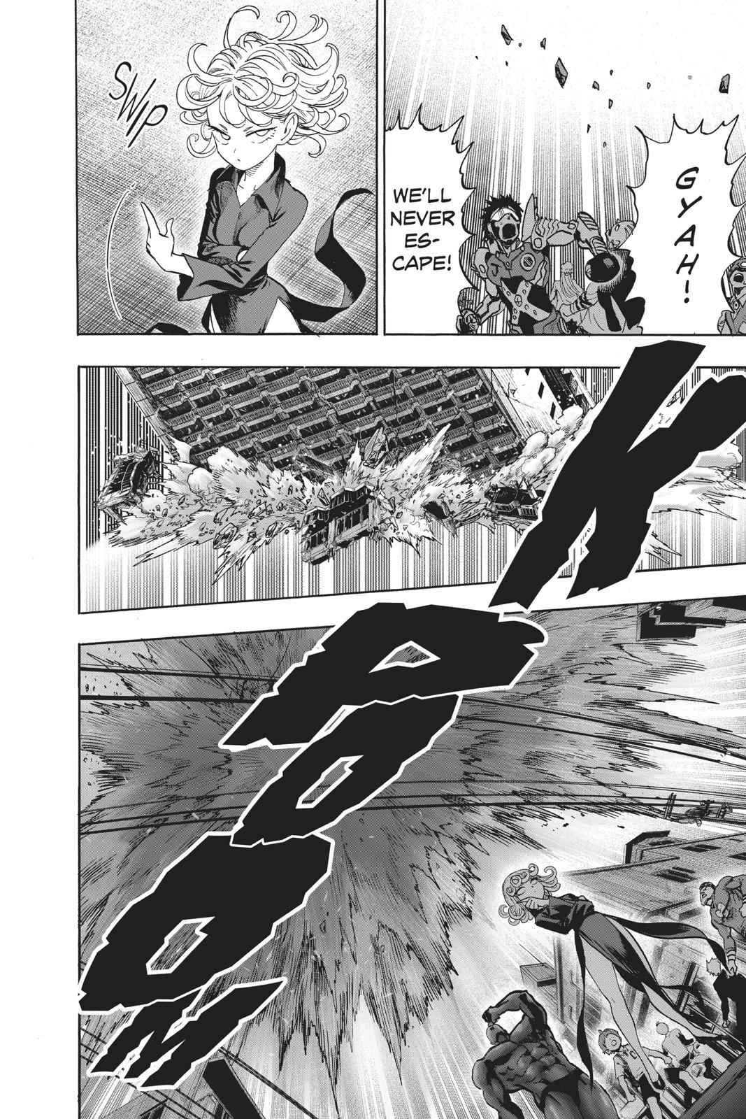 One-Punch Man Chapter 96 Page 22
