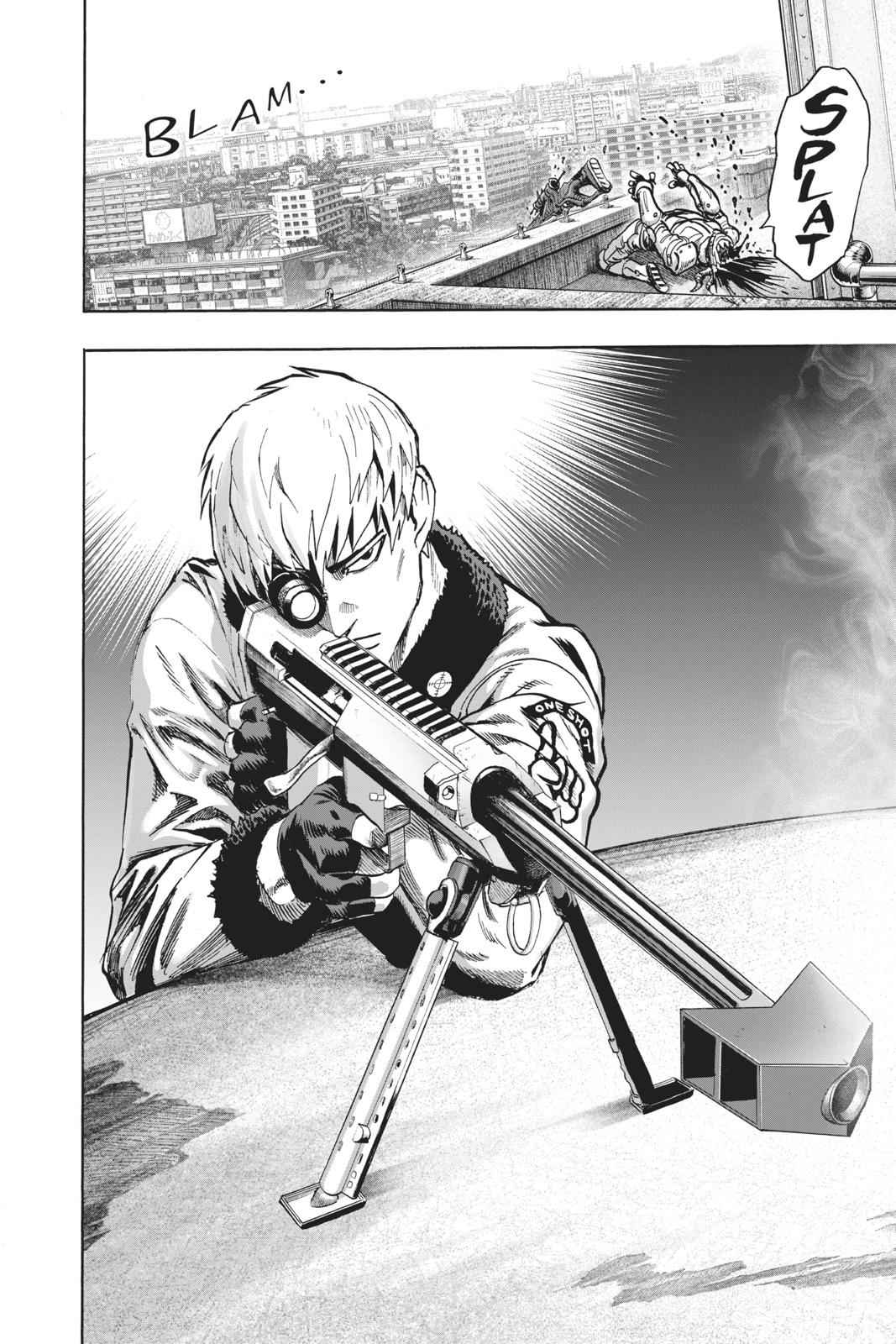 One-Punch Man Chapter 96 Page 42