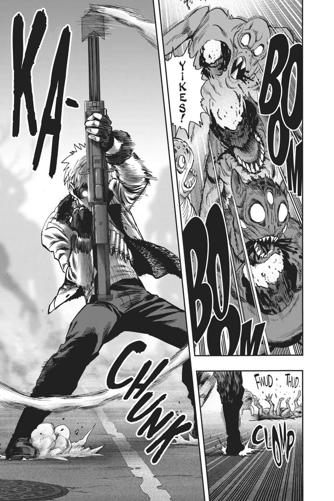 One-Punch Man Chapter 96 Page 47