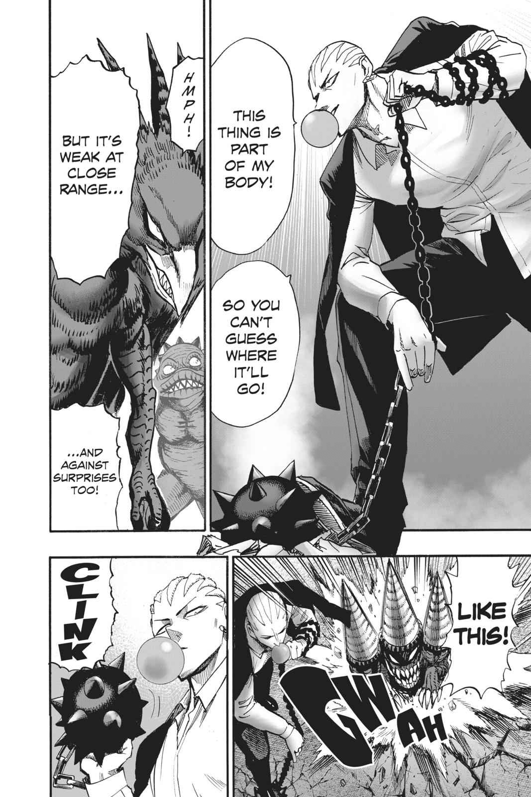 One-Punch Man Chapter 96 Page 68