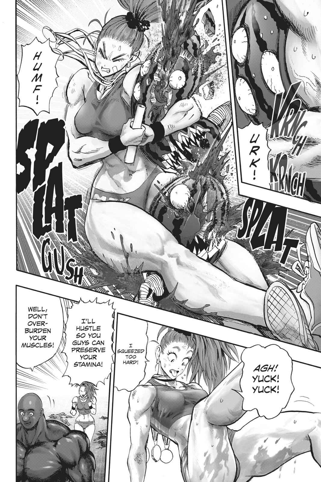One-Punch Man Chapter 96 Page 80